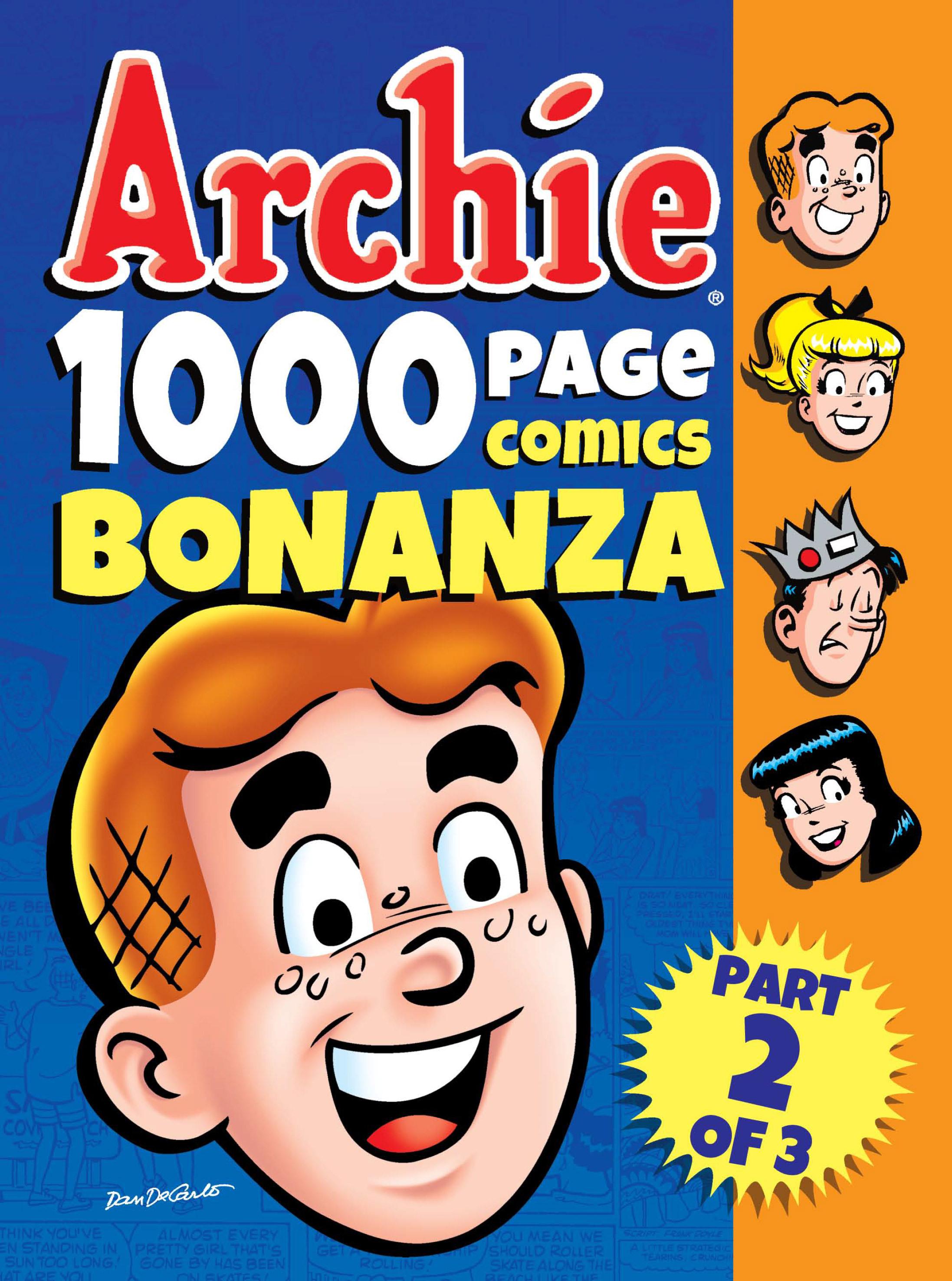 Archie 1000 Page Comics Bonanza 2_(Part_1) Page 1