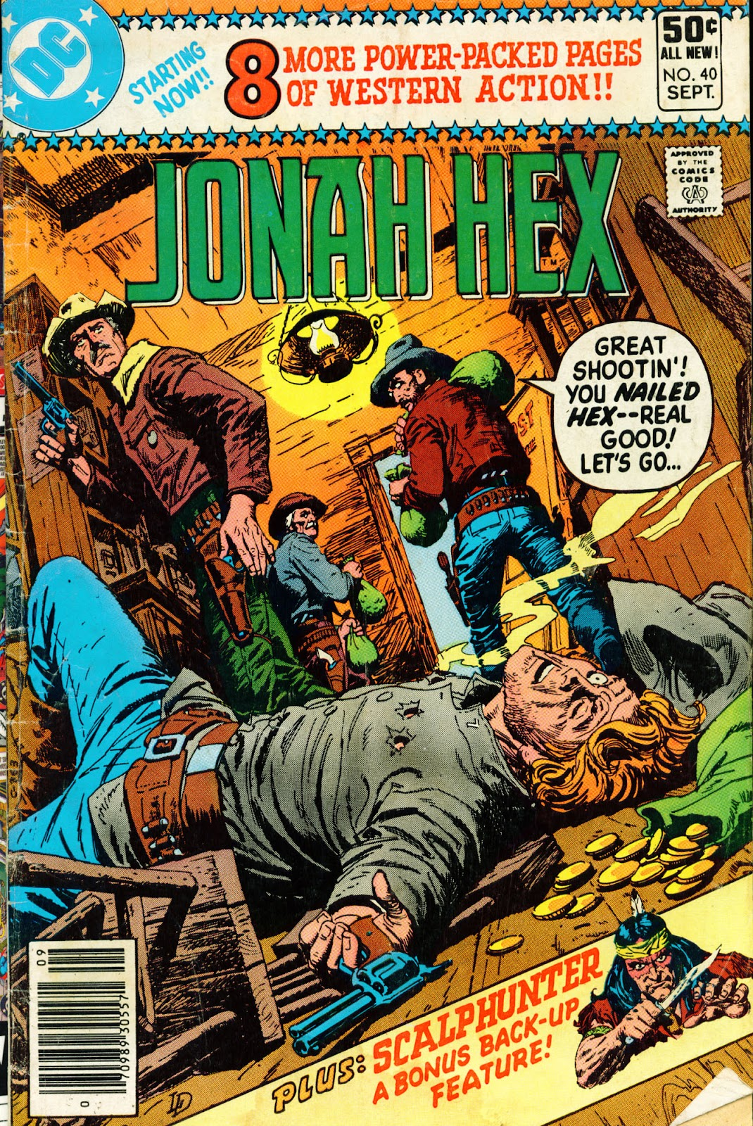 Jonah Hex (1977) issue 40 - Page 1