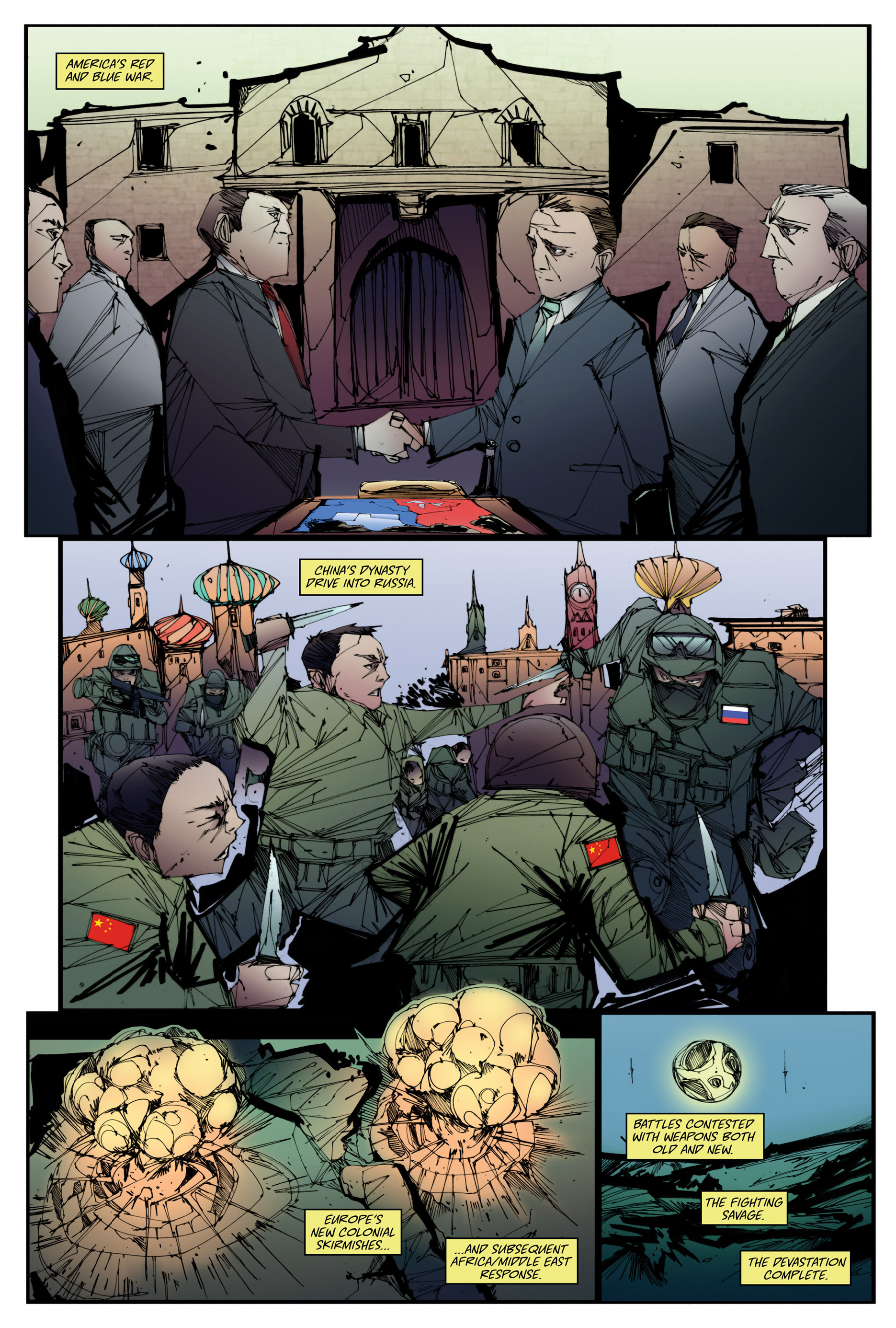 Read online Scrimshaw comic -  Issue #1 - 7