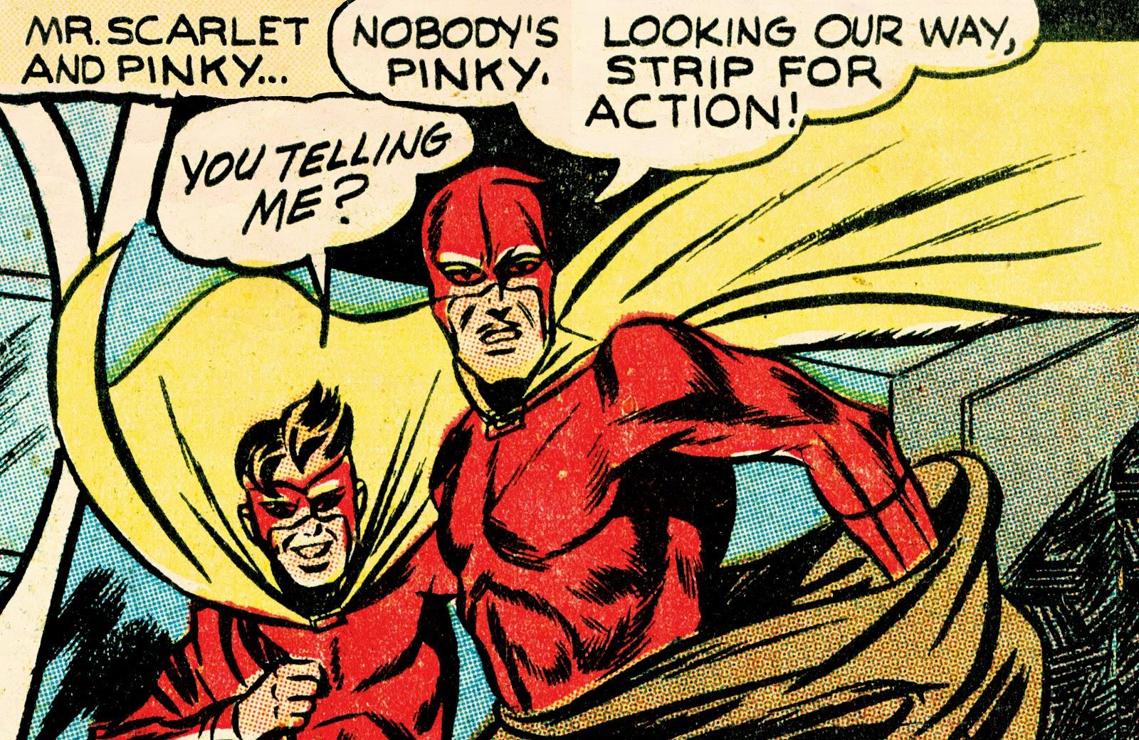 Read online Super Weird Heroes comic -  Issue # TPB 1 (Part 1) - 2