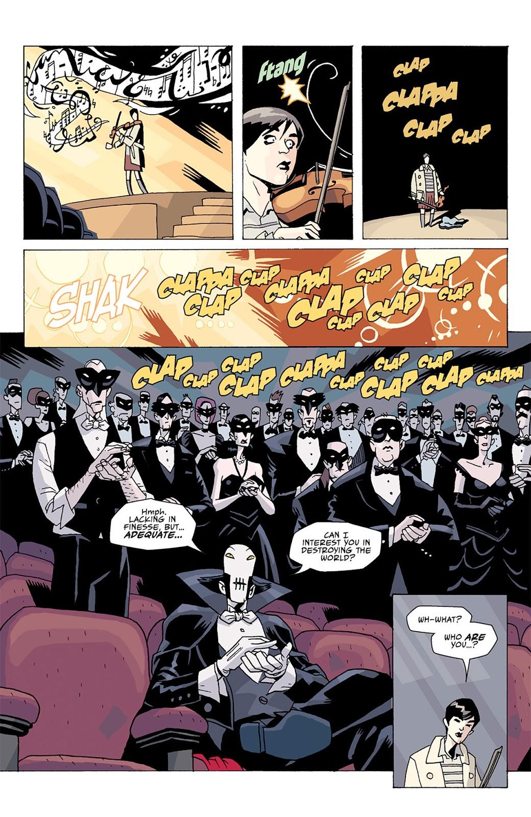 The Umbrella Academy: Apocalypse Suite issue 2 - Page 17