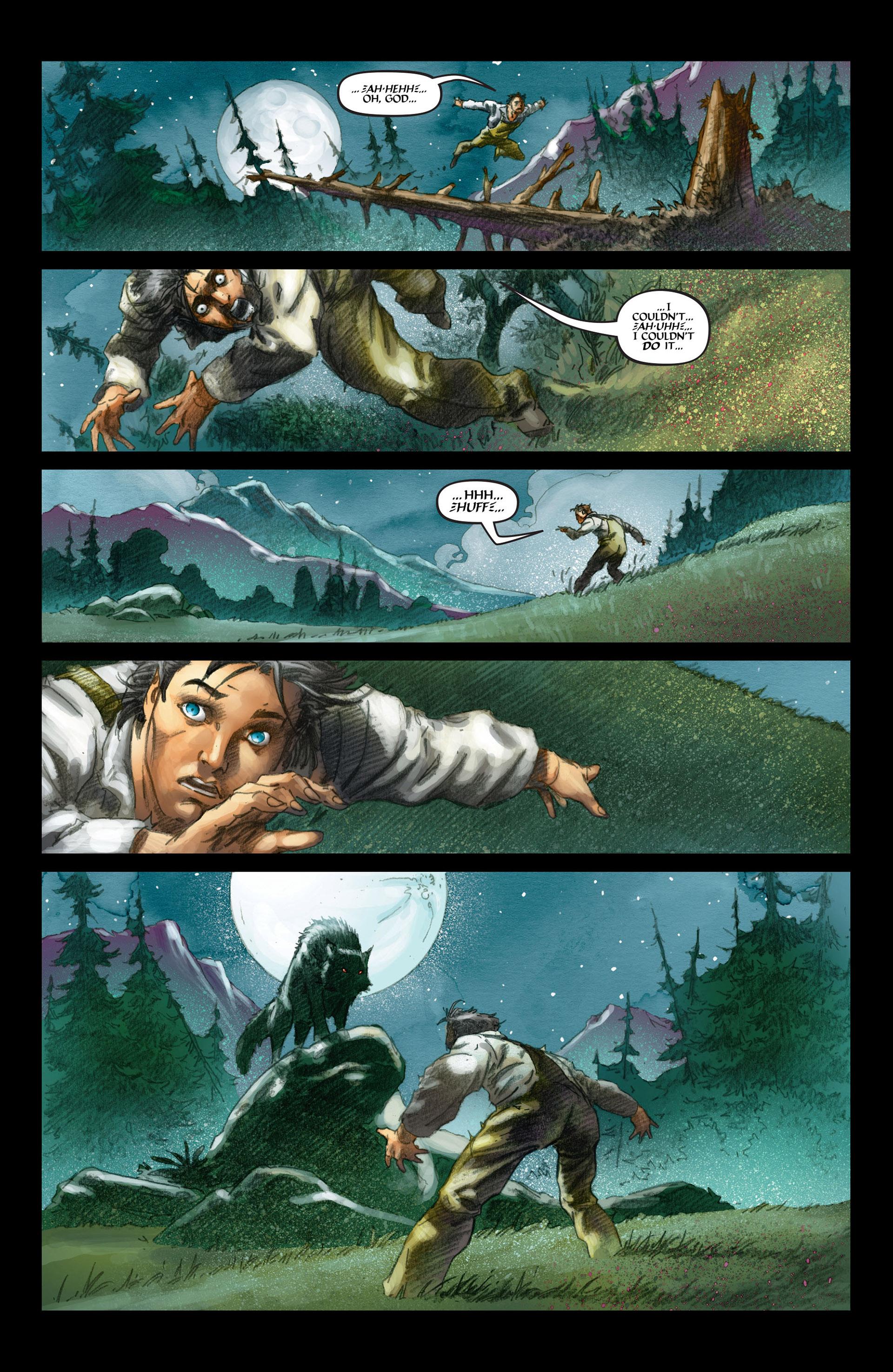 Read online Wolverine: The Origin comic -  Issue #4 - 24