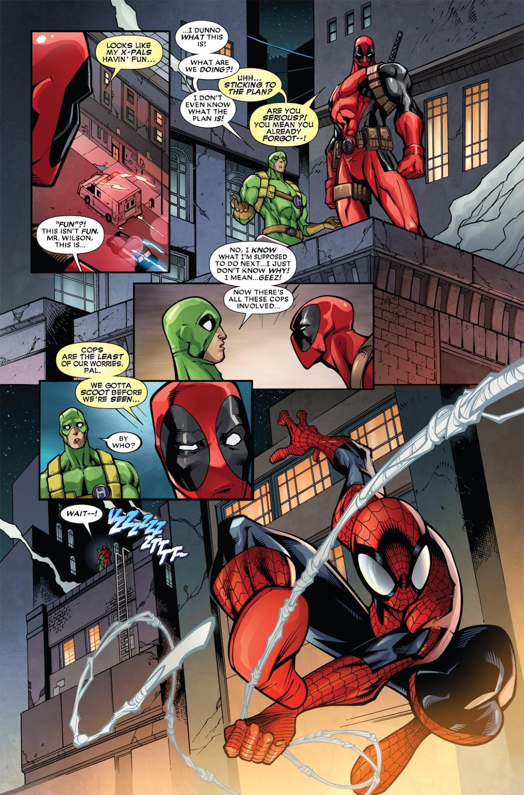 Read online Deadpool (2008) comic -  Issue #51 - 7