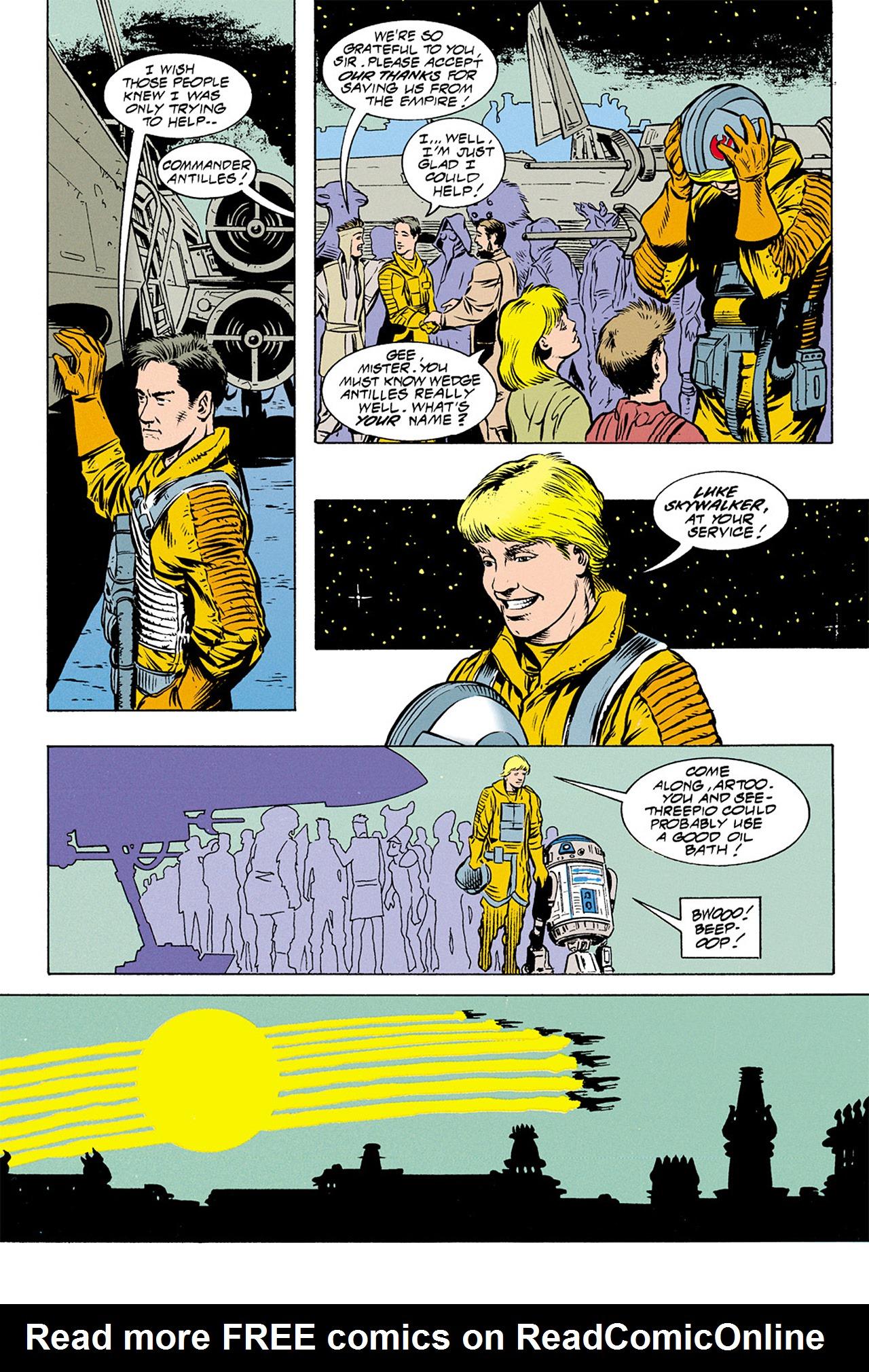Read online Star Wars Omnibus comic -  Issue # Vol. 2 - 21