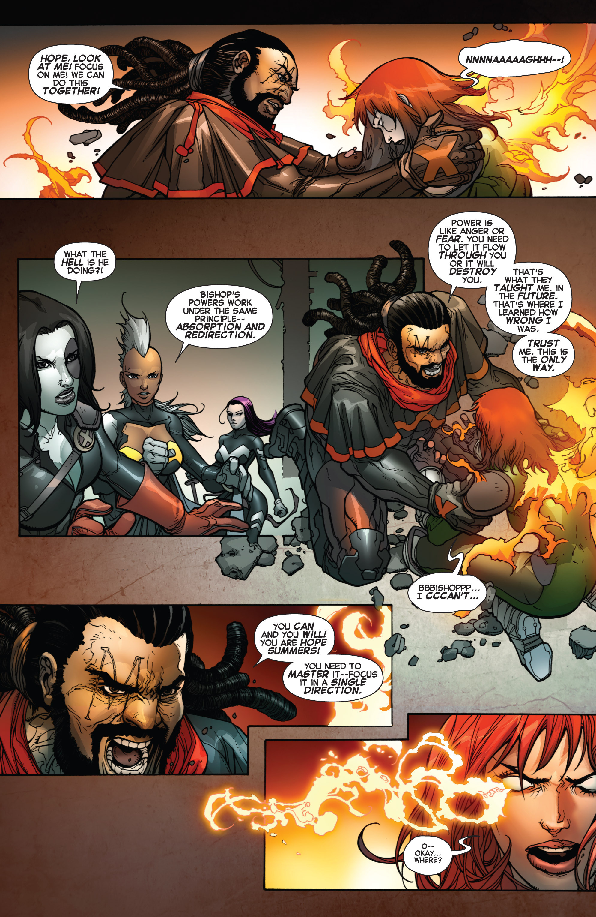 Read online Uncanny X-Force (2013) comic -  Issue #17 - 17
