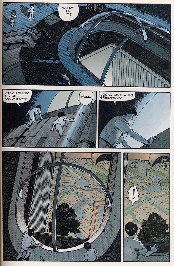 Read online Akira comic -  Issue #8 - 51