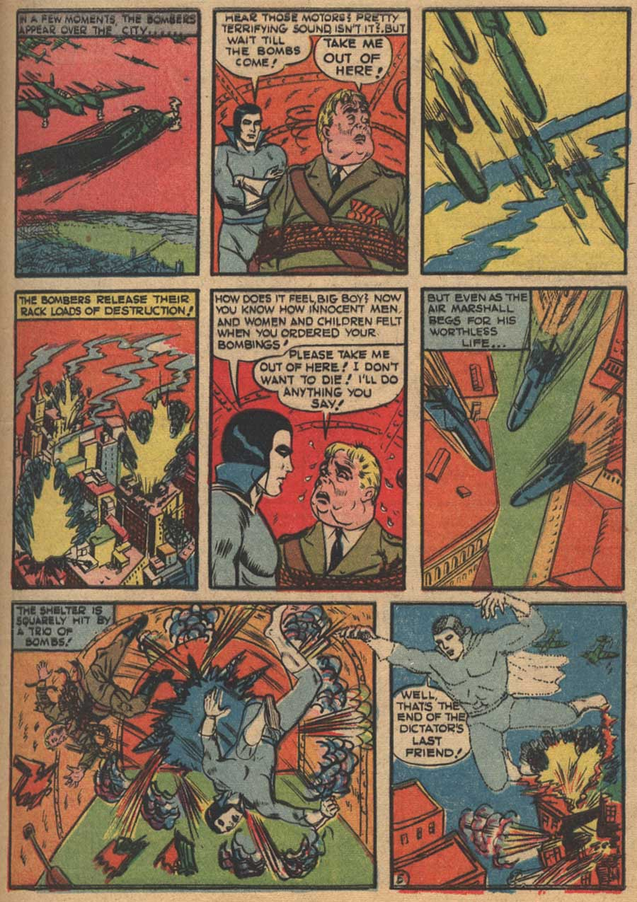 Blue Ribbon Comics (1939) issue 16 - Page 7
