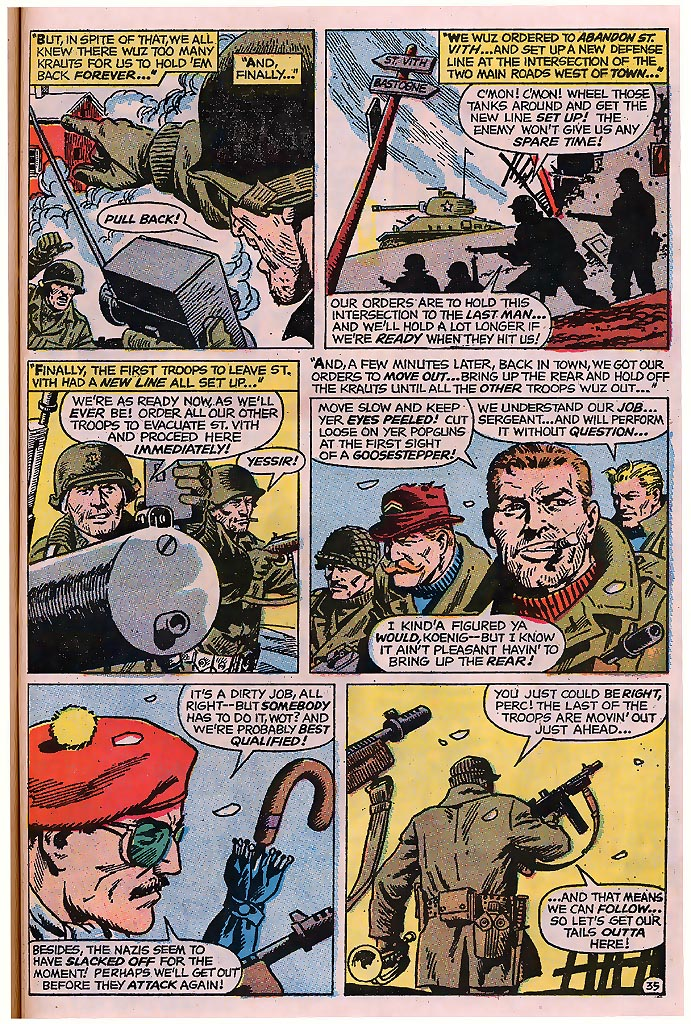 Read online Sgt. Fury comic -  Issue # _Special 4 - 43