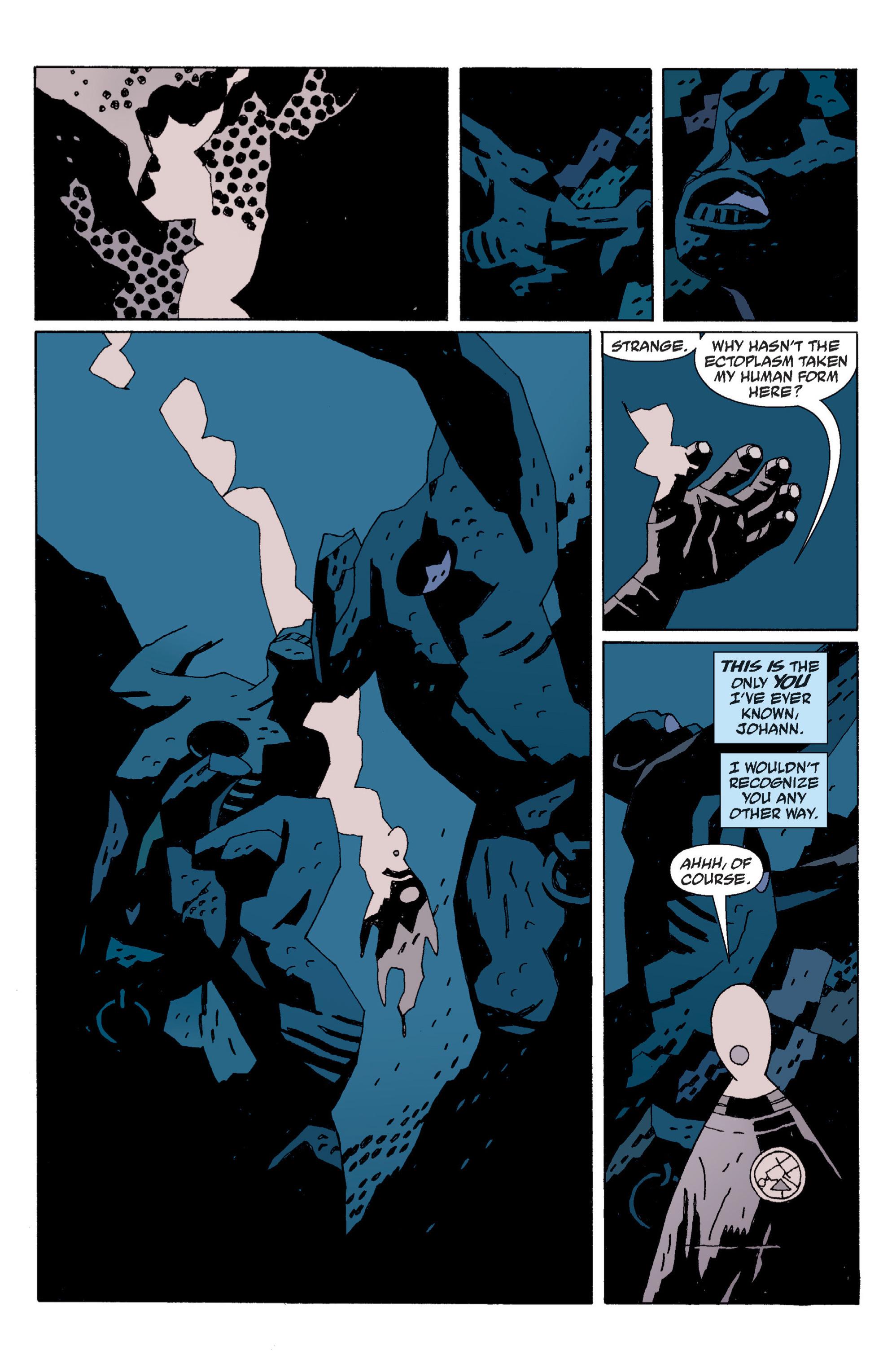 Read online B.P.R.D. (2003) comic -  Issue # TPB 6 - 132