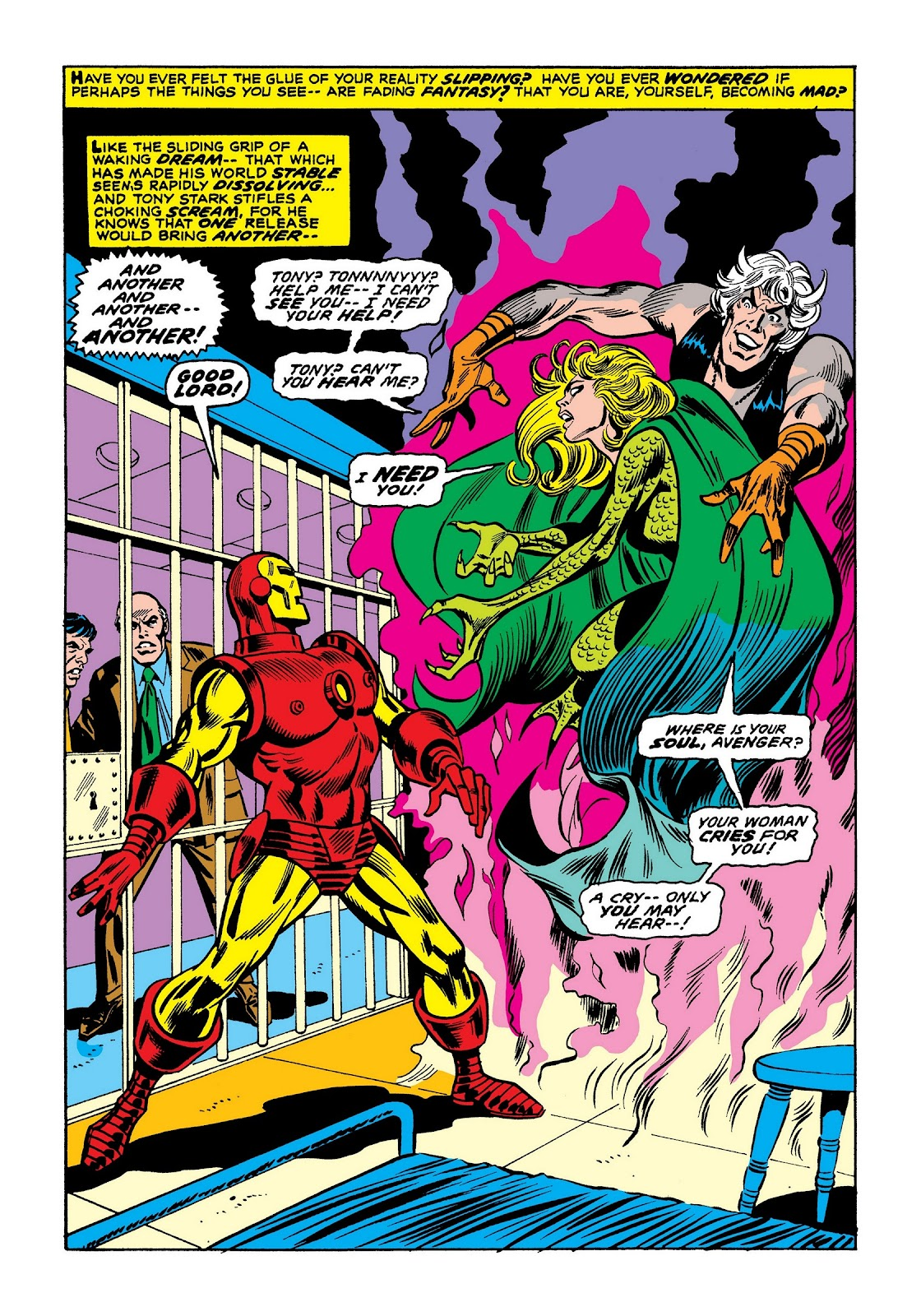 Read online Marvel Masterworks: The Invincible Iron Man comic -  Issue # TPB 8 (Part 1) - 79