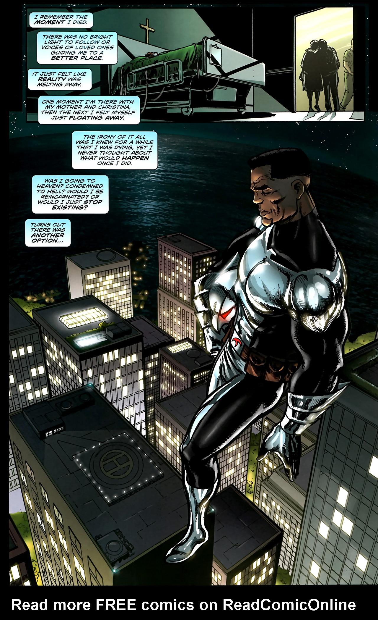 Read online ShadowHawk (2010) comic -  Issue #5 - 4