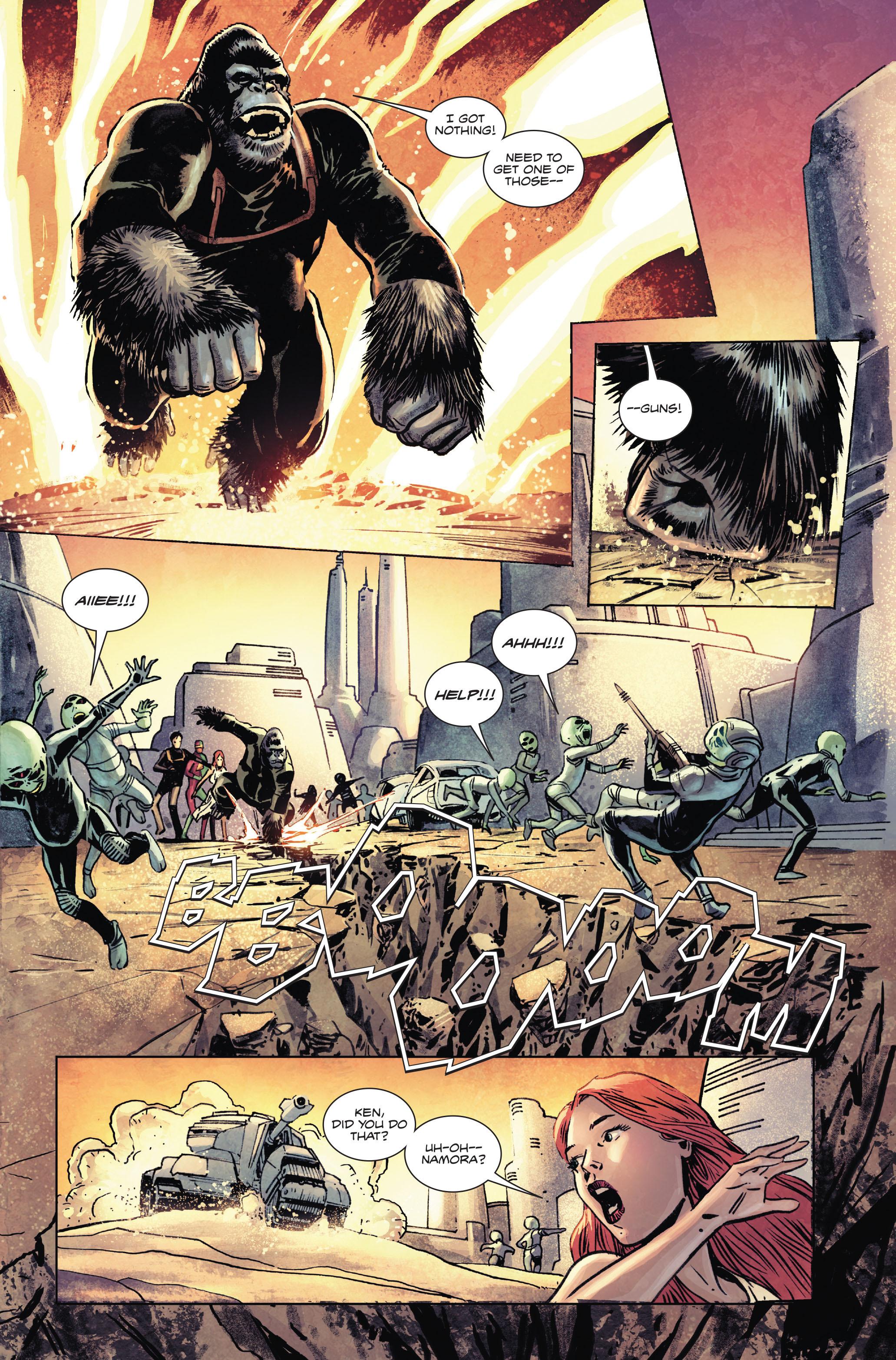 Read online Atlas comic -  Issue #5 - 15
