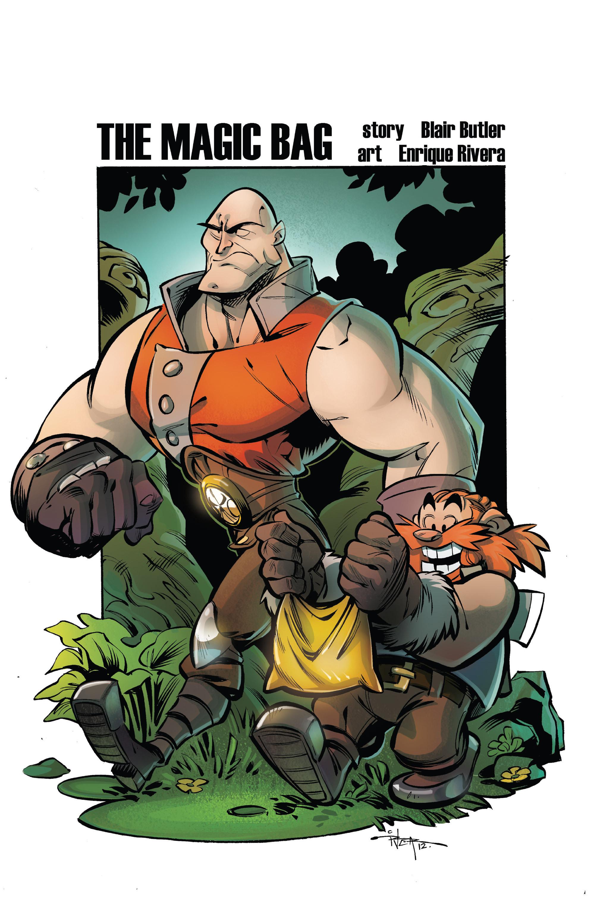 Read online Skullkickers comic -  Issue #18 - 10
