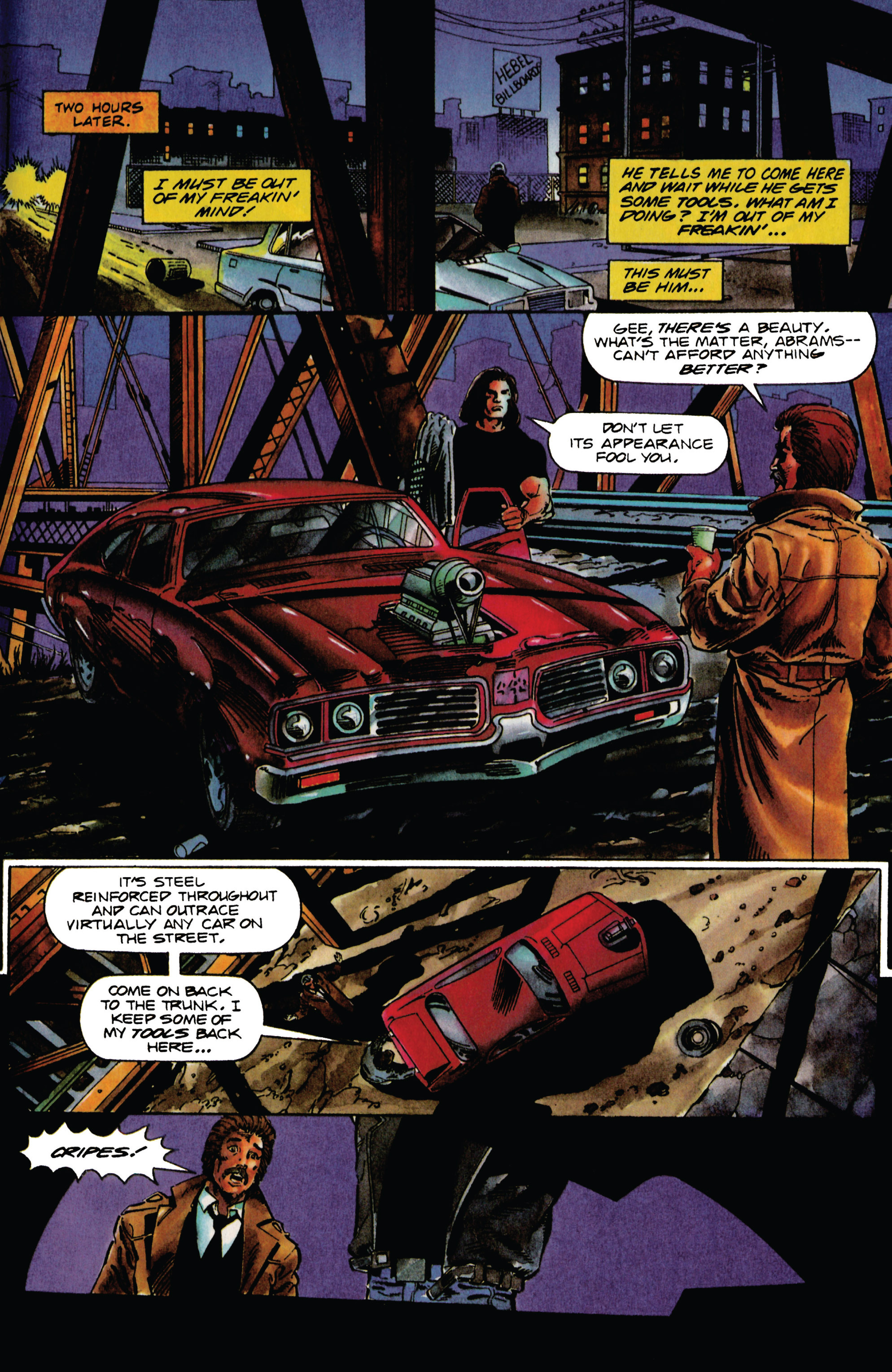 Read online Eternal Warrior (1992) comic -  Issue #28 - 13