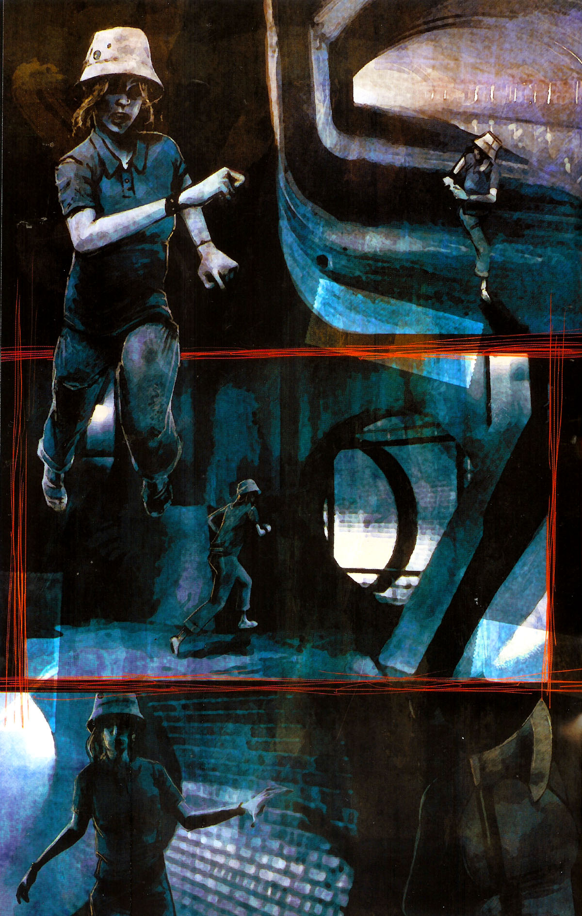 Read online Angel: Masks comic -  Issue # Full - 28