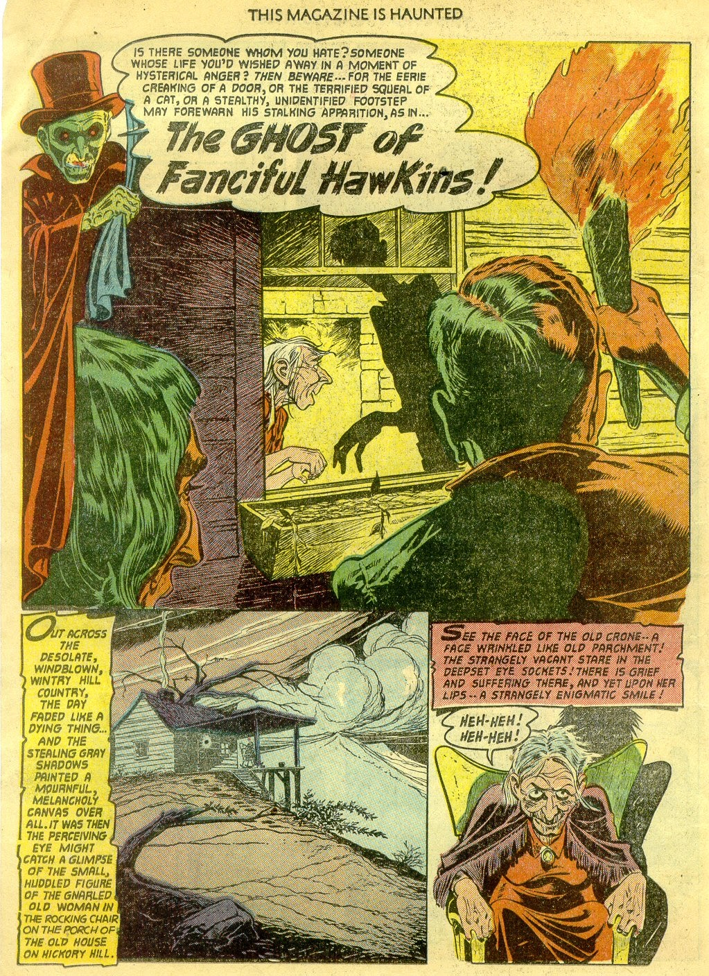 Read online This Magazine Is Haunted comic -  Issue #5 - 13