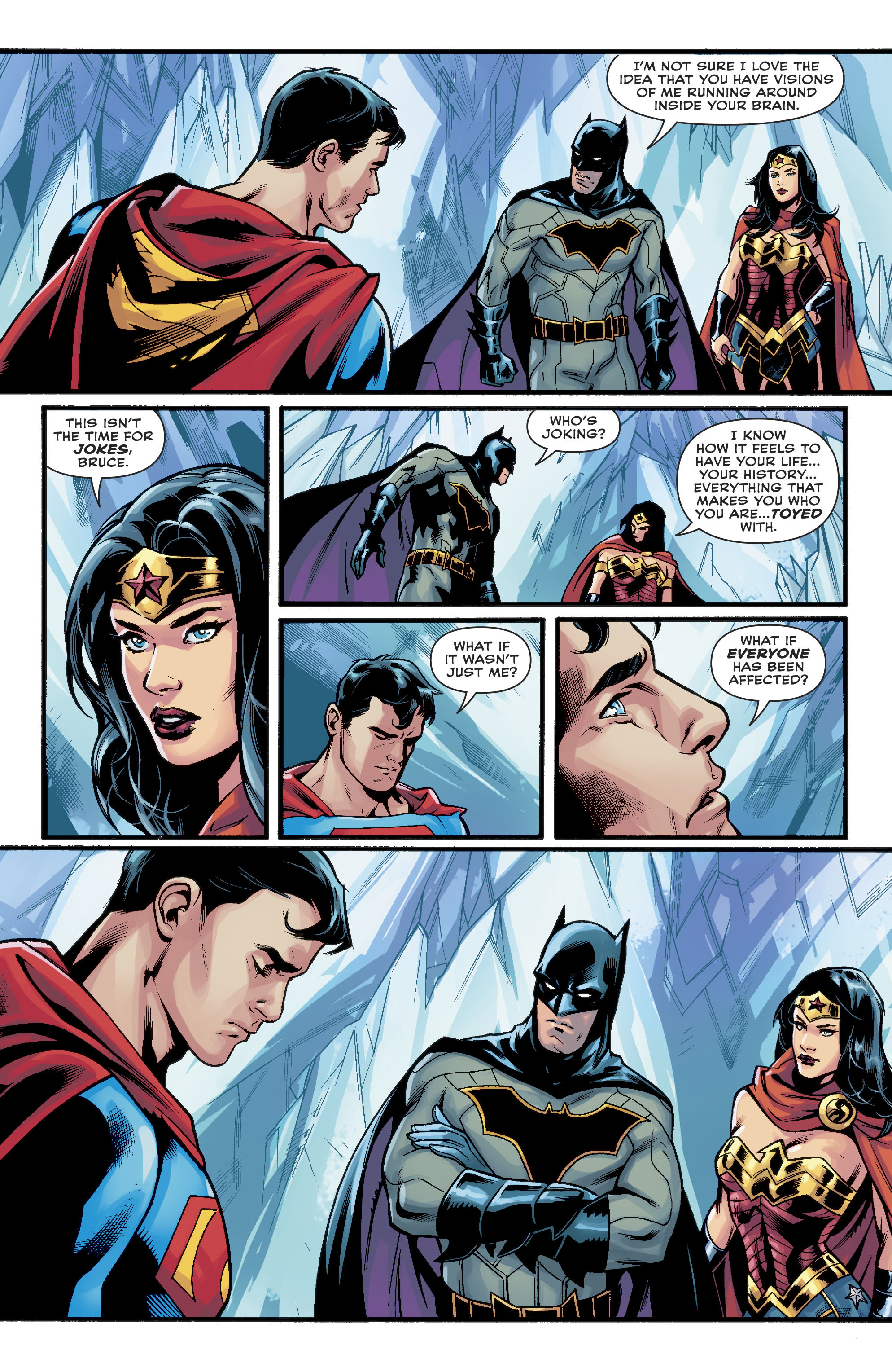 Read online Trinity (2016) comic -  Issue #8 - 14