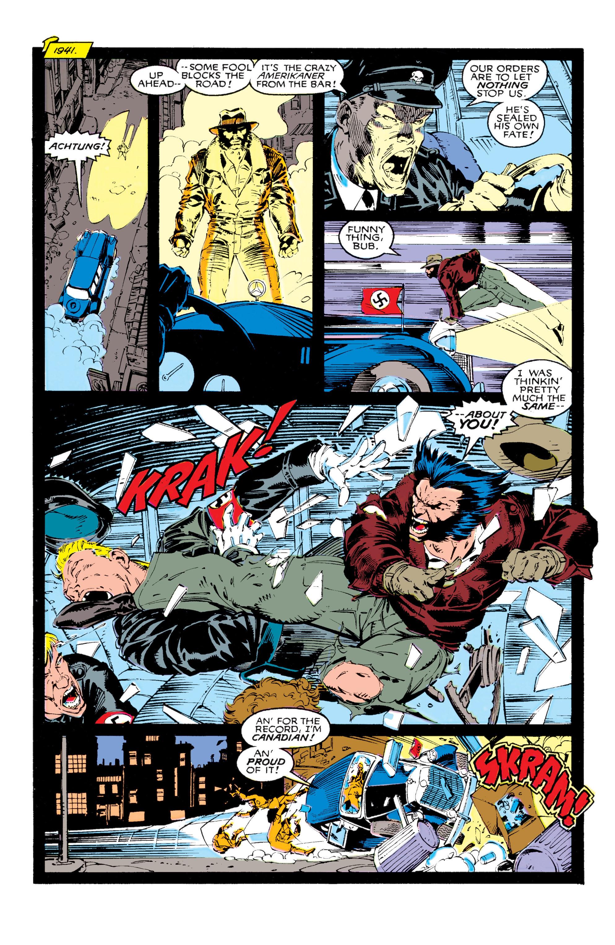Read online Uncanny X-Men (1963) comic -  Issue #268 - 14
