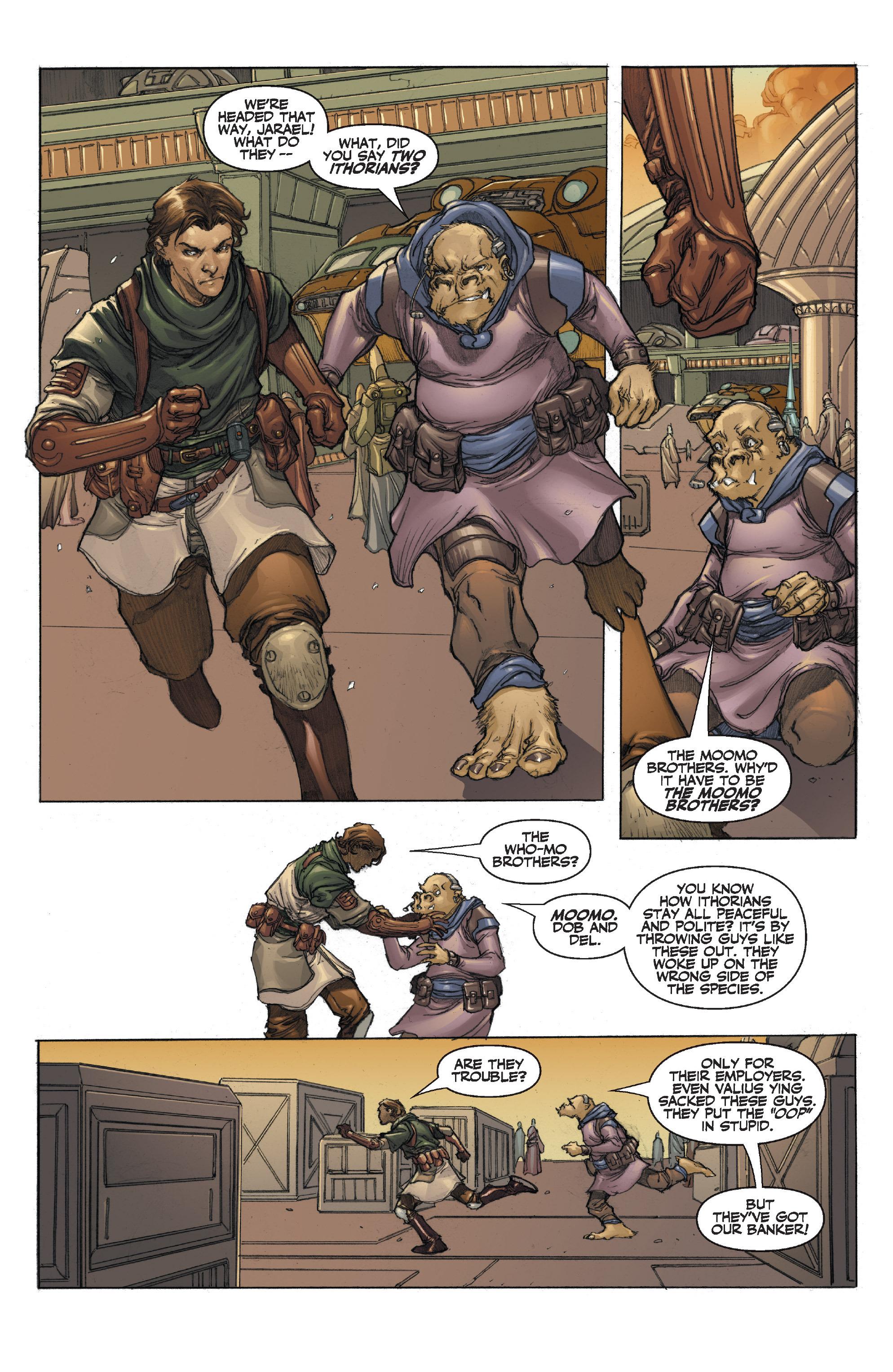 Read online Star Wars Omnibus comic -  Issue # Vol. 29 - 247