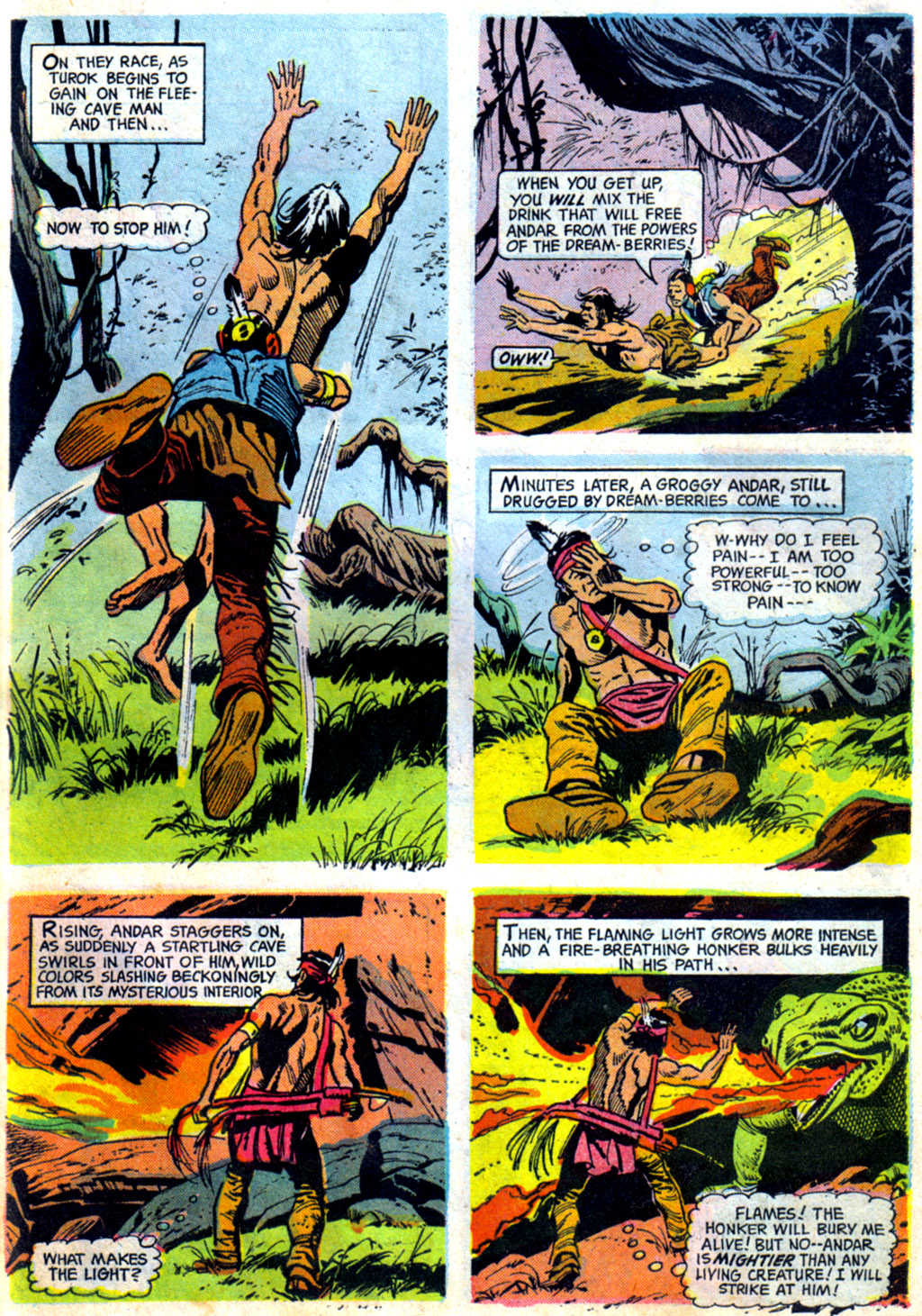 Read online Turok, Son of Stone comic -  Issue #62 - 27