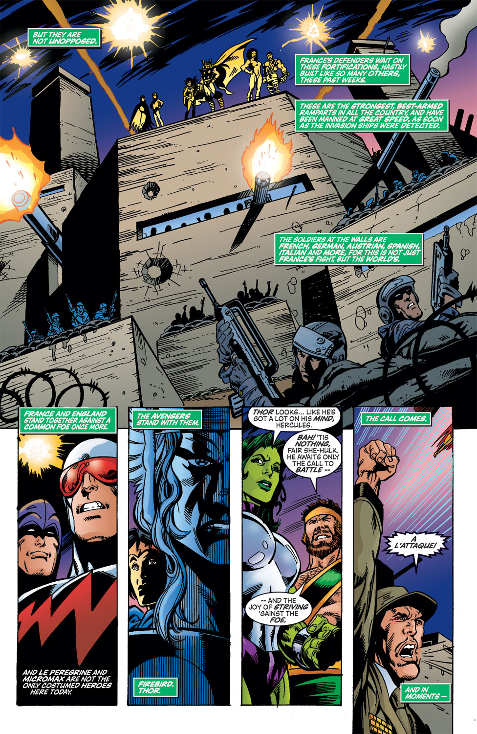 Read online Avengers (1998) comic -  Issue #46 - 3