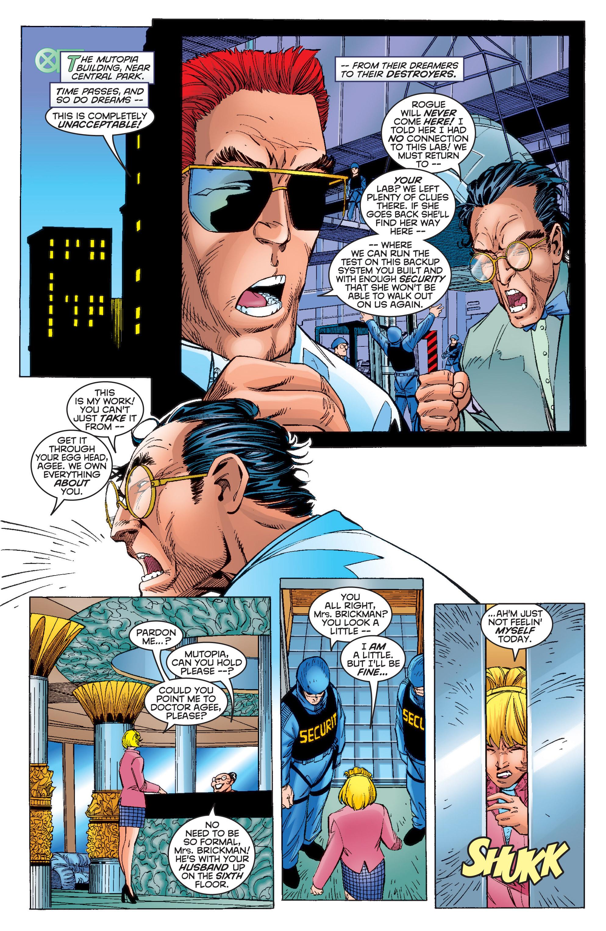 Read online Uncanny X-Men (1963) comic -  Issue #359 - 14
