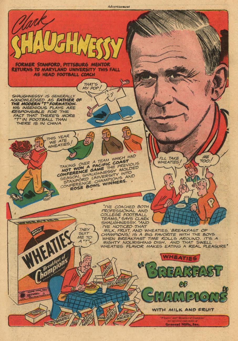 Read online Sensation (Mystery) Comics comic -  Issue #61 - 15