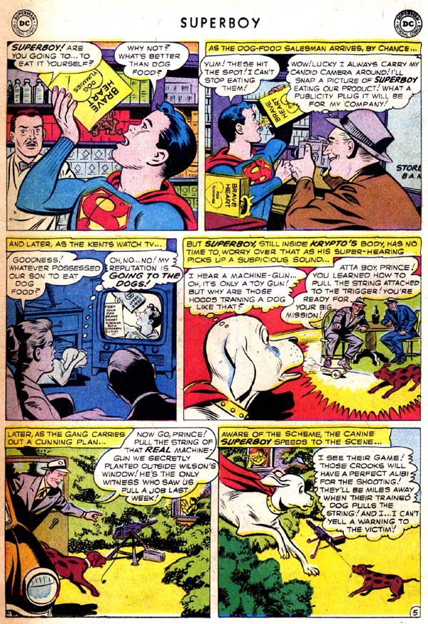 Superboy (1949) issue 71 - Page 6