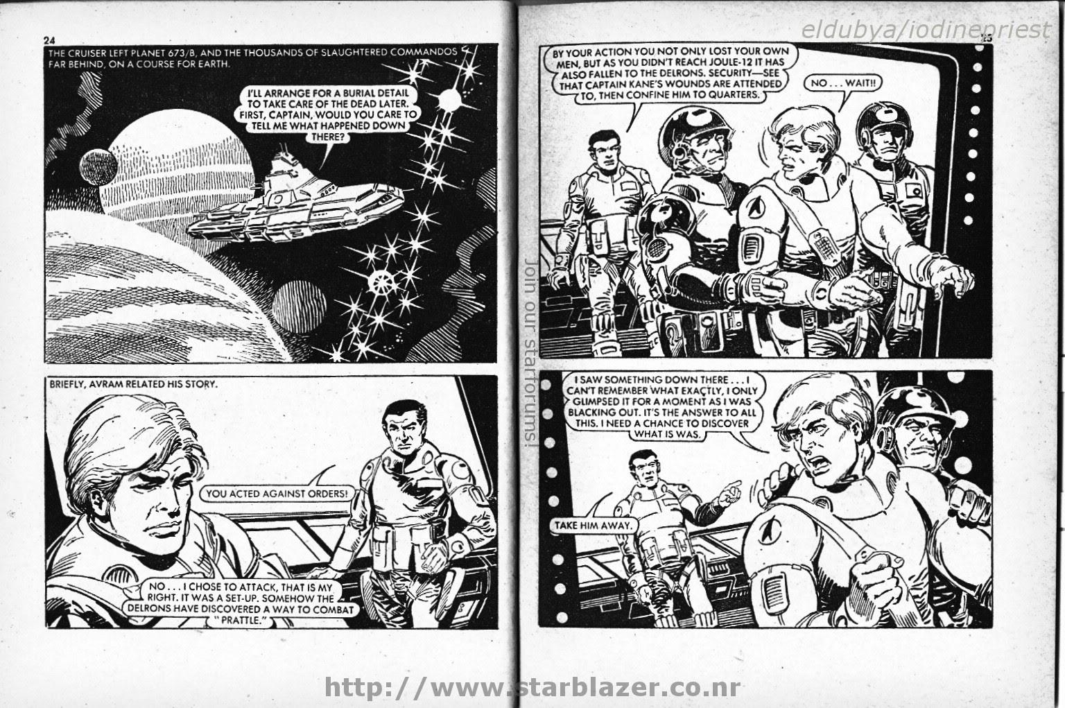 Starblazer issue 65 - Page 14