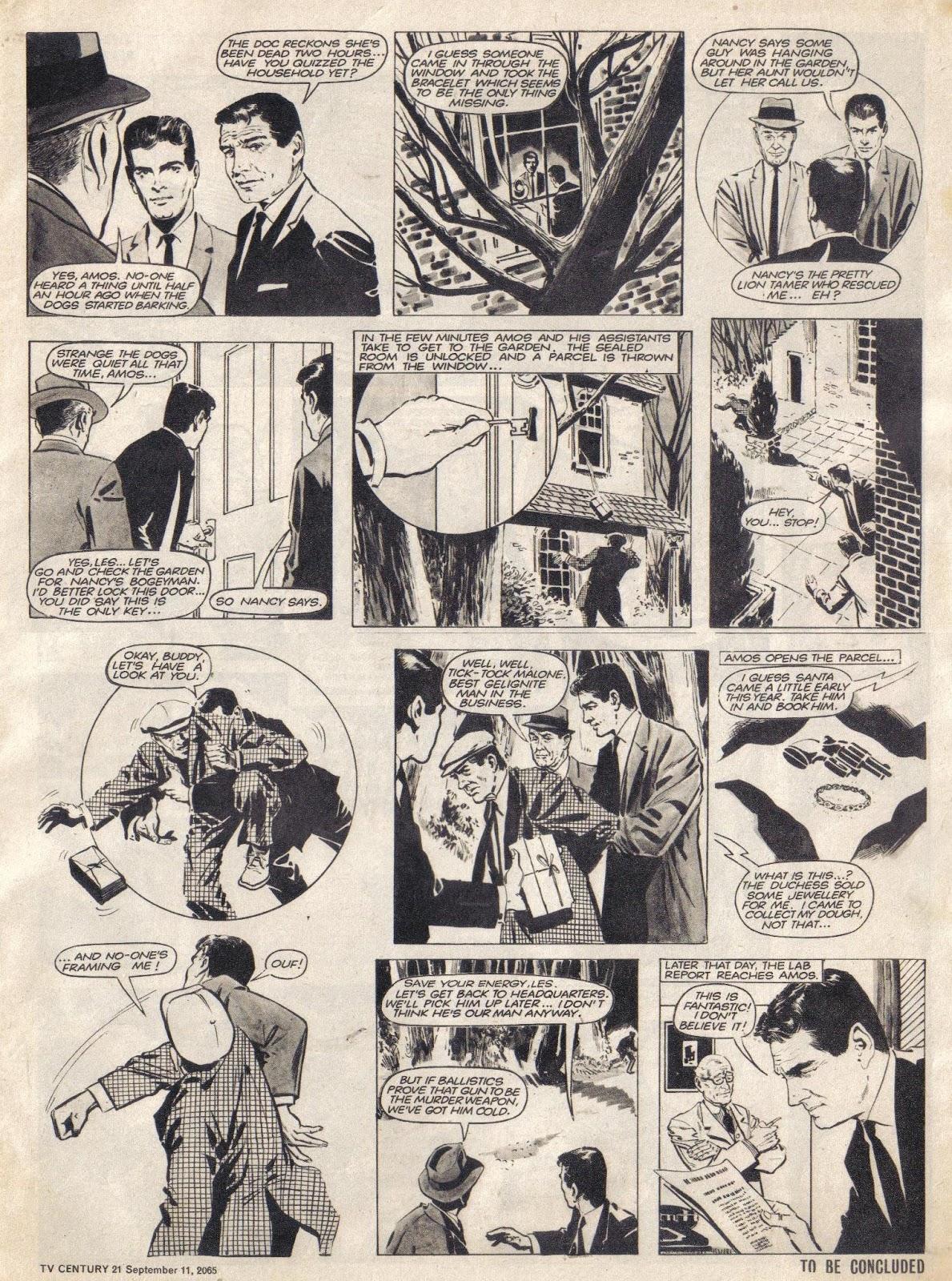 TV Century 21 (TV 21) issue 34 - Page 3