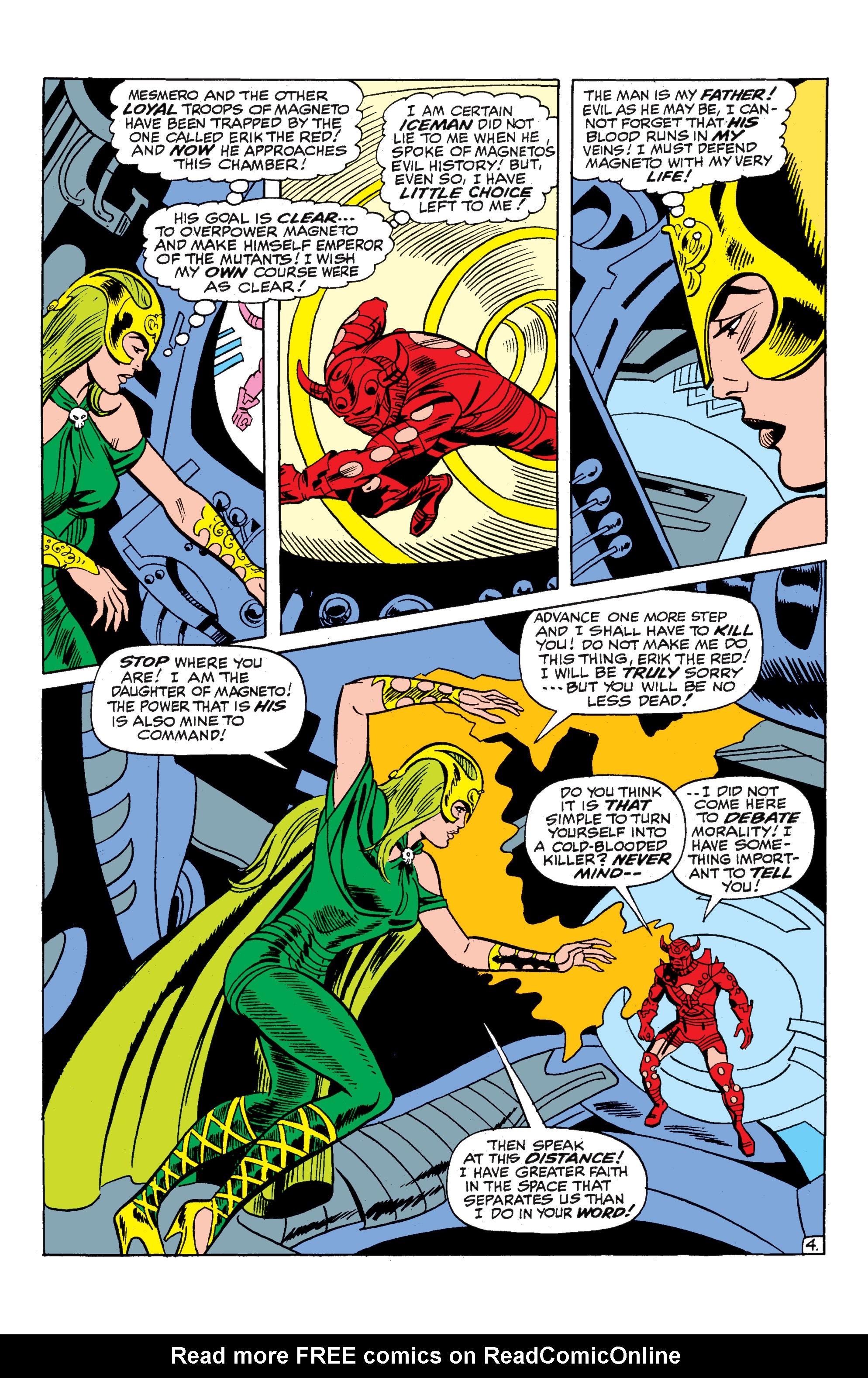 Uncanny X-Men (1963) 52 Page 4