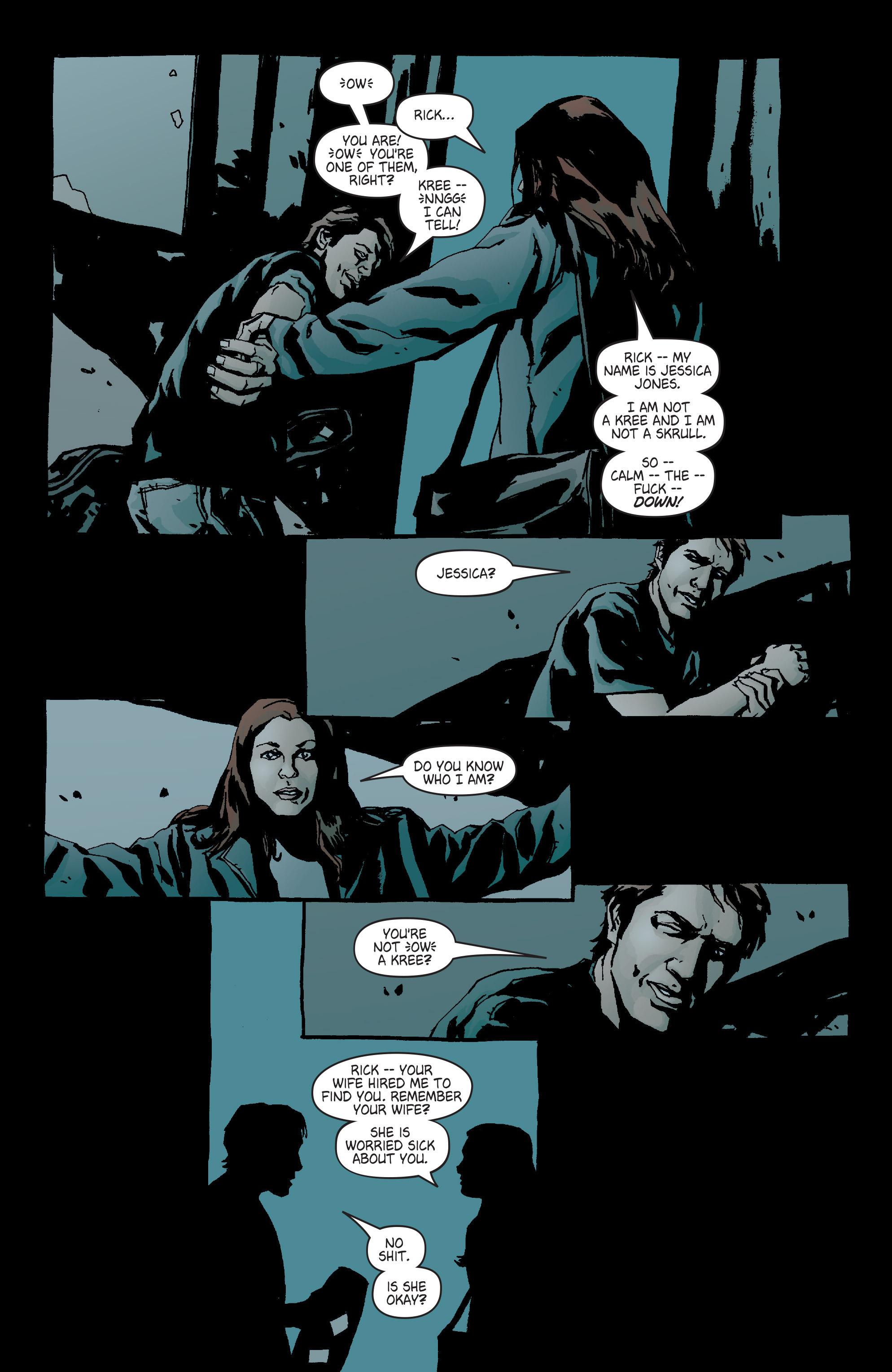 Read online Alias comic -  Issue #8 - 5