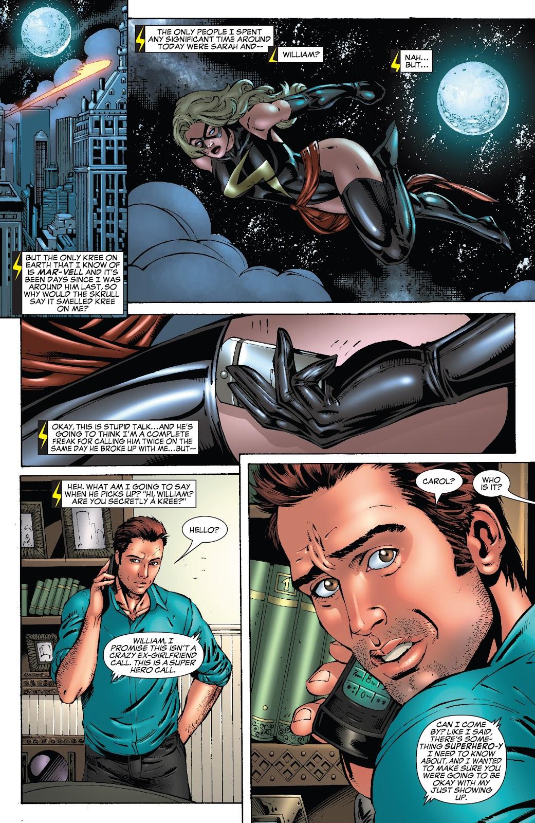 Read online Secret Invasion: Rise of the Skrulls comic -  Issue # TPB (Part 5) - 6