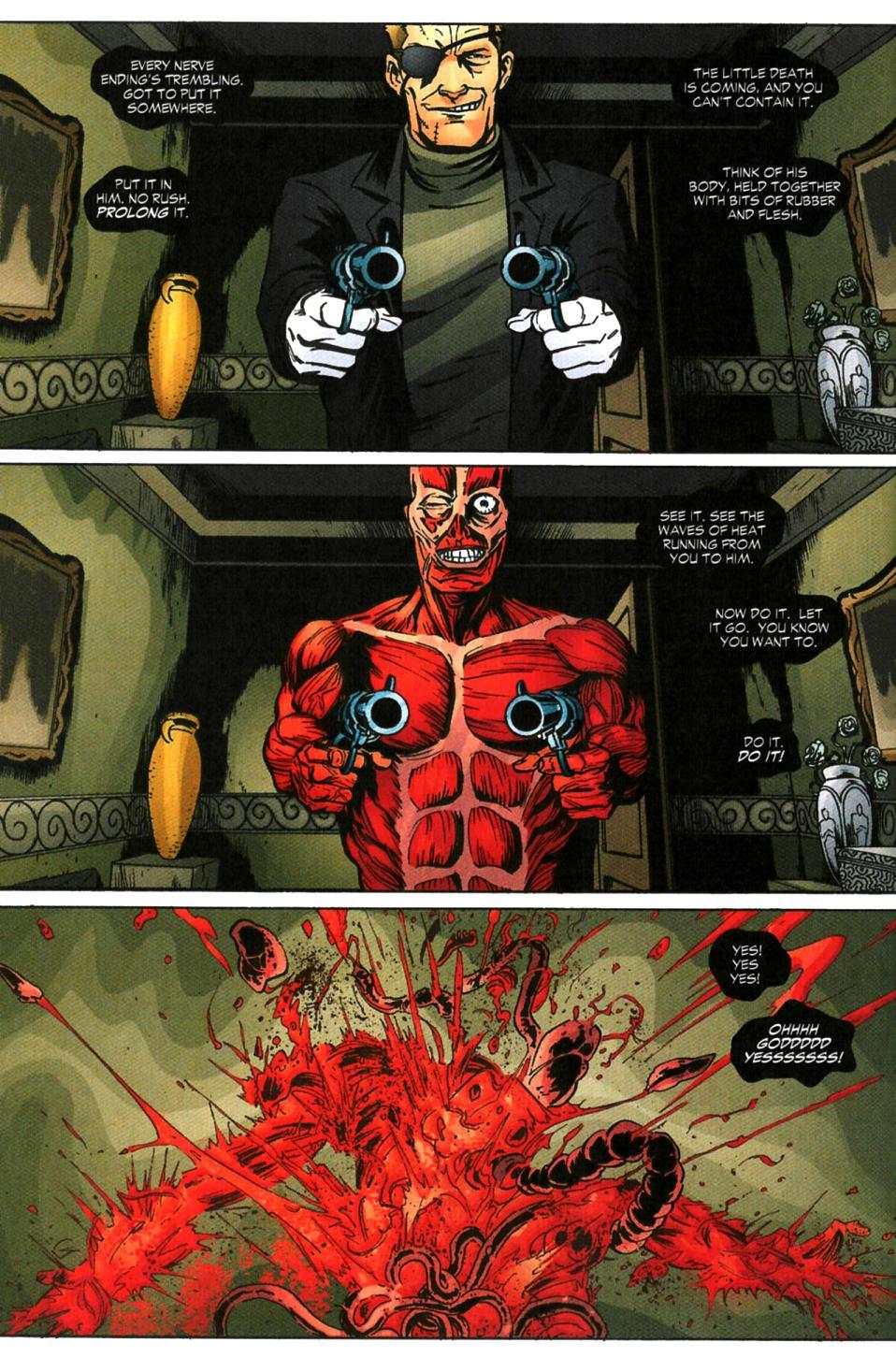 Read online Fallen Angel (2003) comic -  Issue #6 - 5