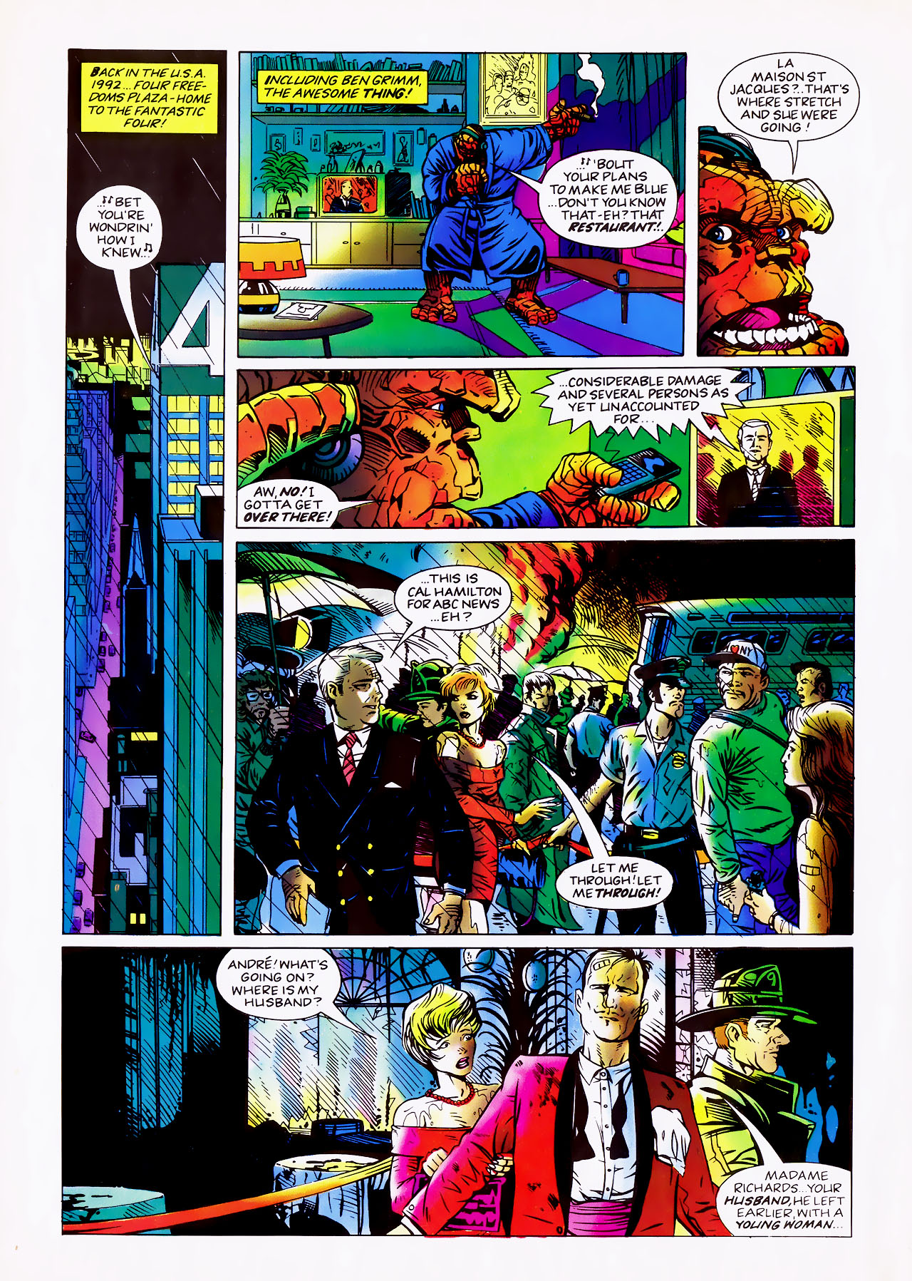 Read online Overkill comic -  Issue #15 - 12