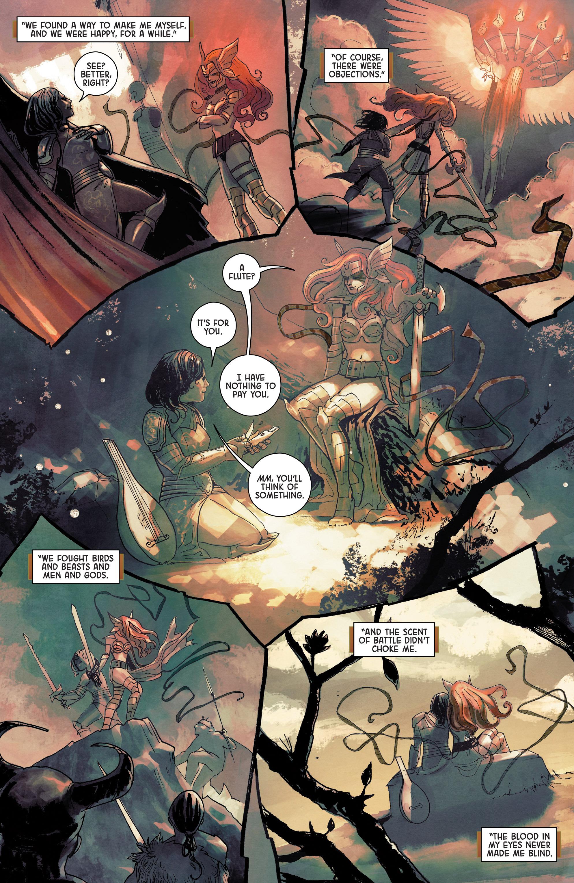 Read online Angela: Asgard's Assassin comic -  Issue #3 - 16
