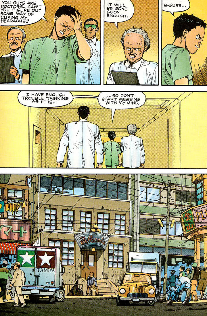 Read online Akira comic -  Issue #3 - 49