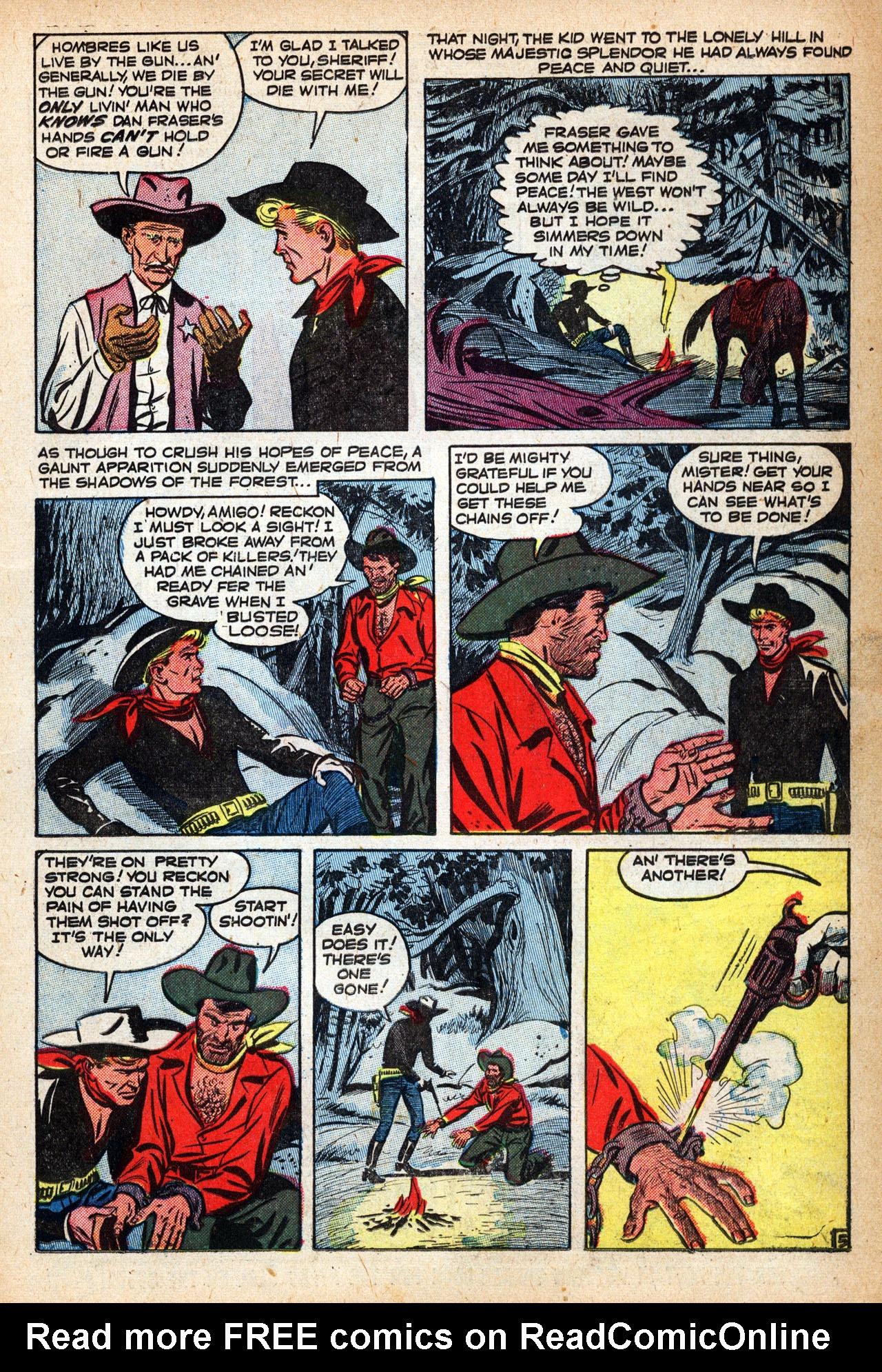 Read online Two-Gun Kid comic -  Issue #14 - 15
