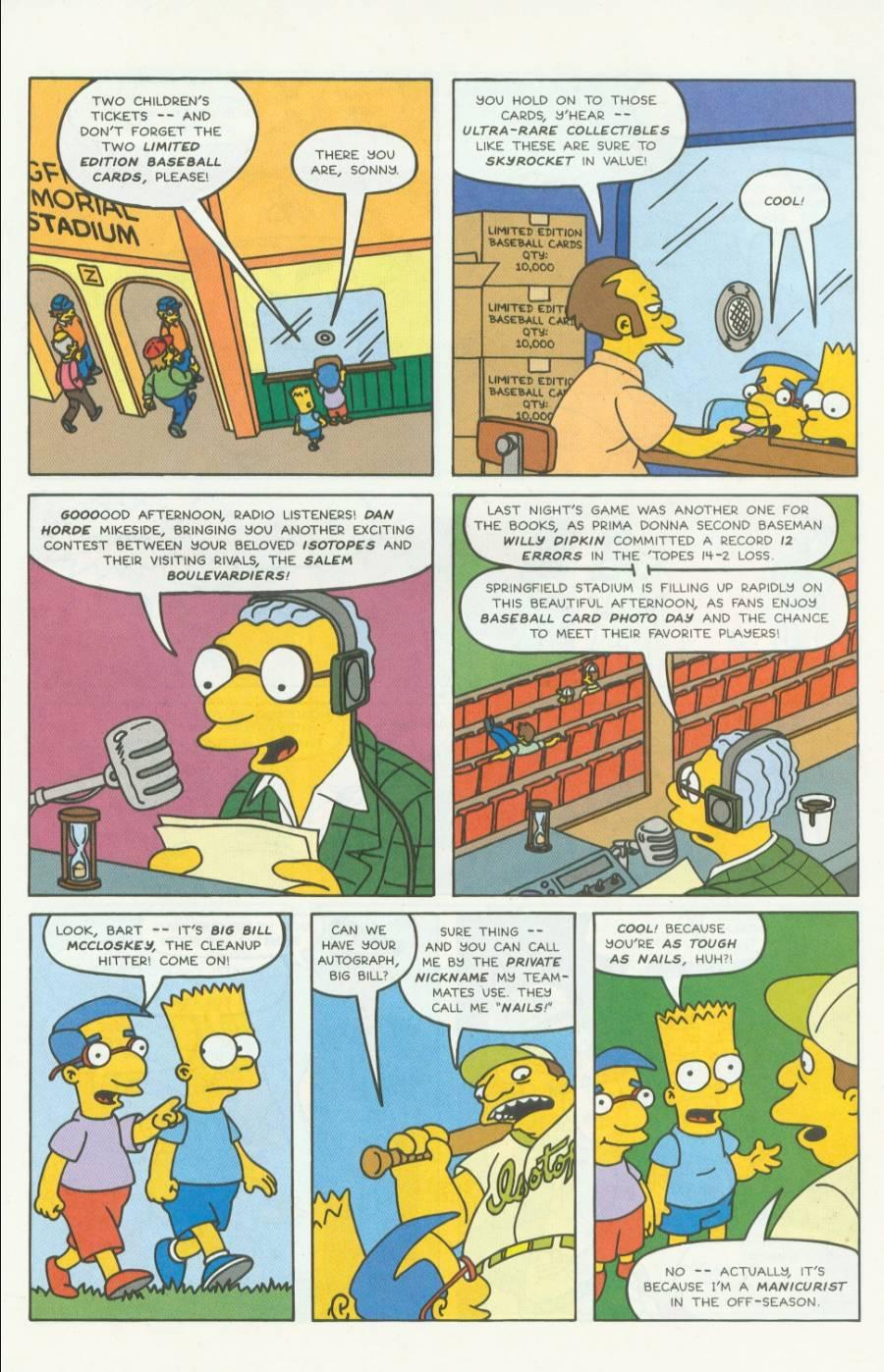 Read online Simpsons Comics comic -  Issue #4 - 8