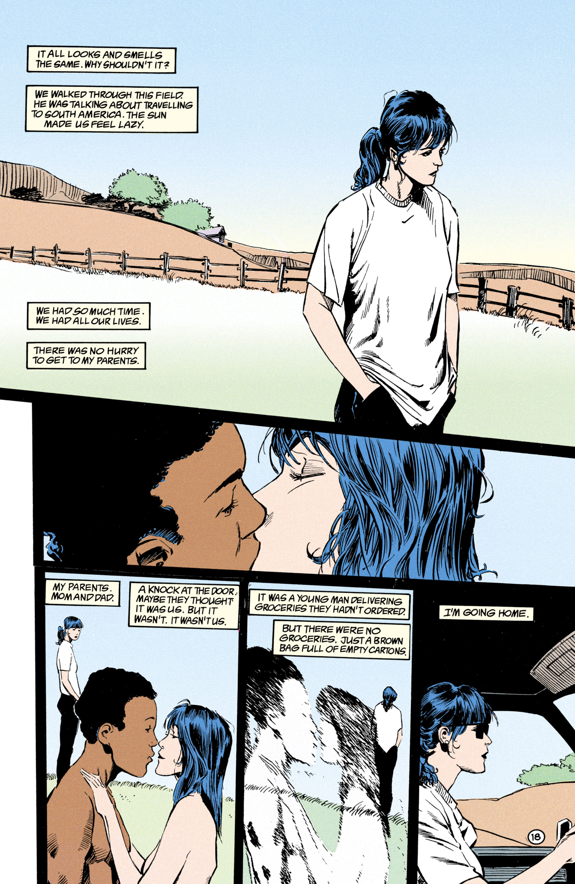 Read online Shade, the Changing Man comic -  Issue #17 - 19