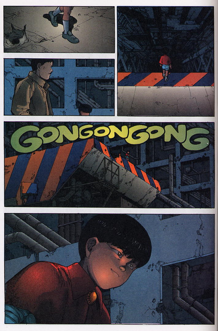 Read online Akira comic -  Issue #34 - 60