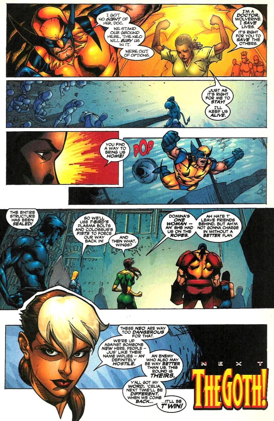 X-Men (1991) 102 Page 23