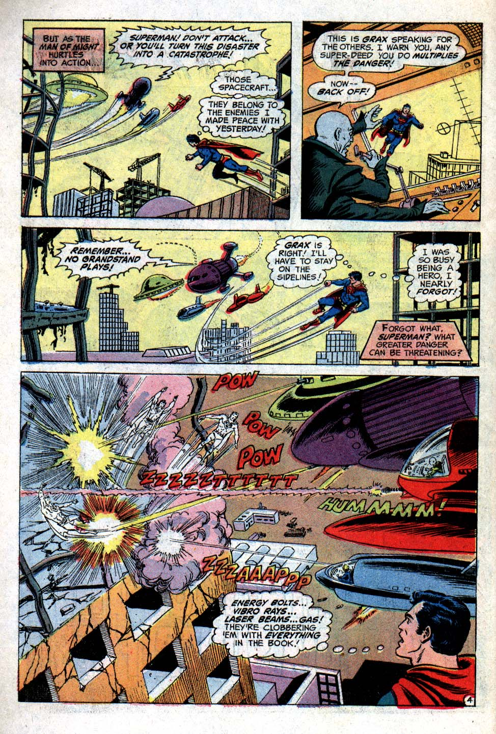 Read online Action Comics (1938) comic -  Issue #418 - 6