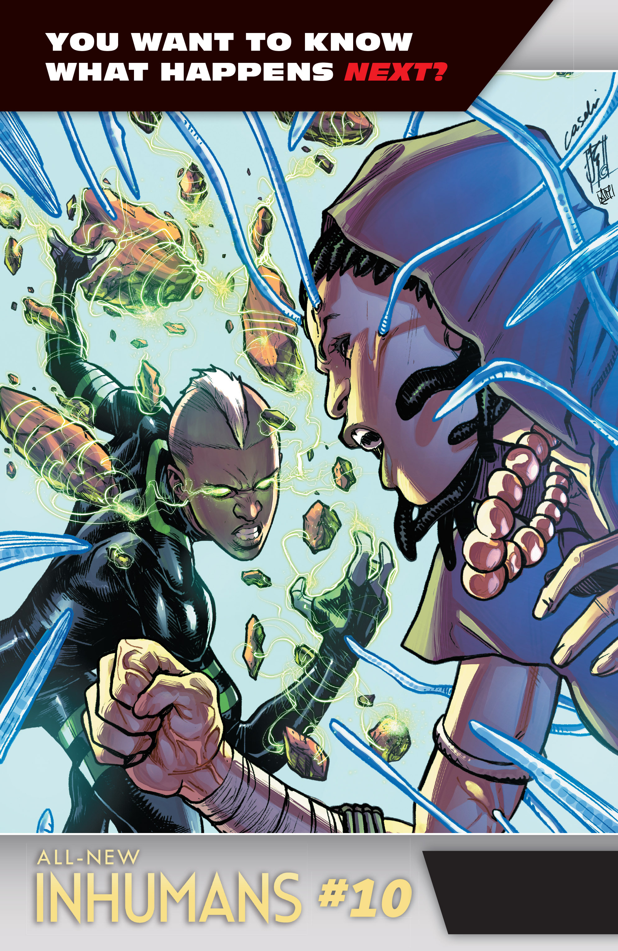 Read online All-New Inhumans comic -  Issue #9 - 23