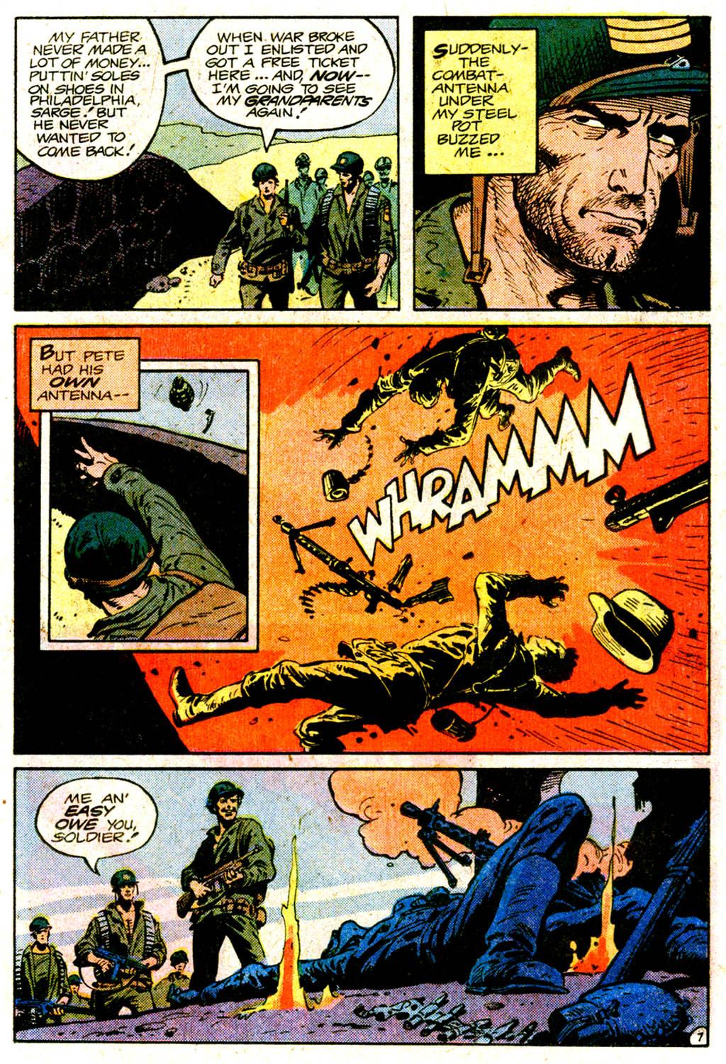 Read online Sgt. Rock comic -  Issue #364 - 10