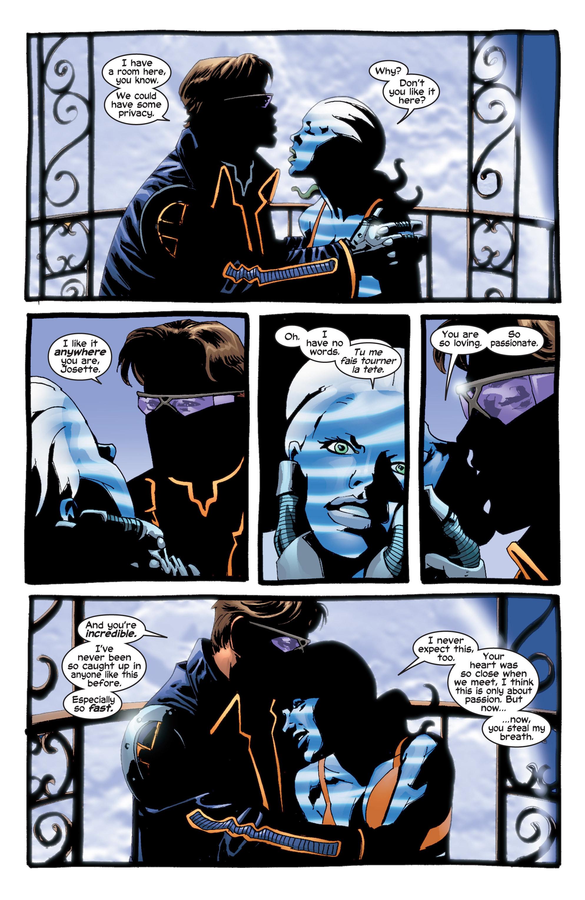 Read online Uncanny X-Men (1963) comic -  Issue #415 - 16