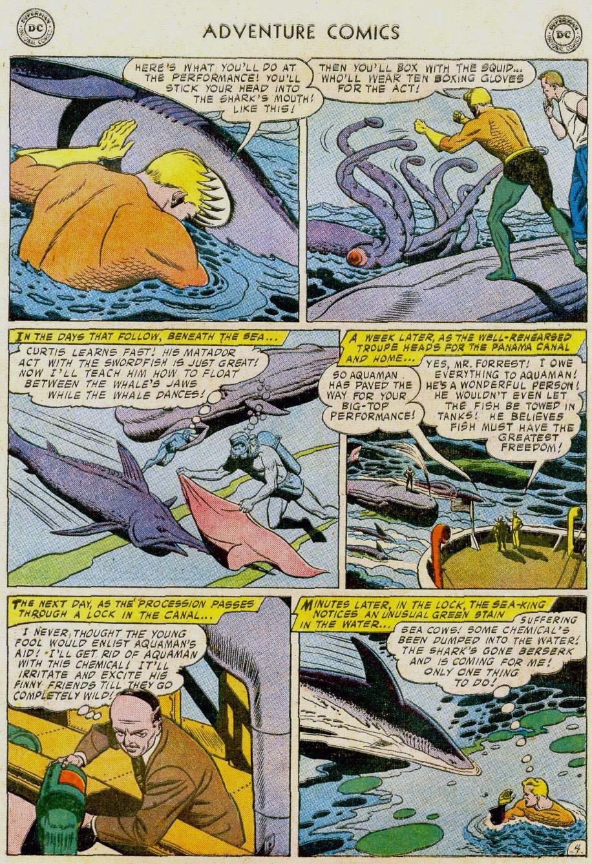 Read online Adventure Comics (1938) comic -  Issue #241 - 29