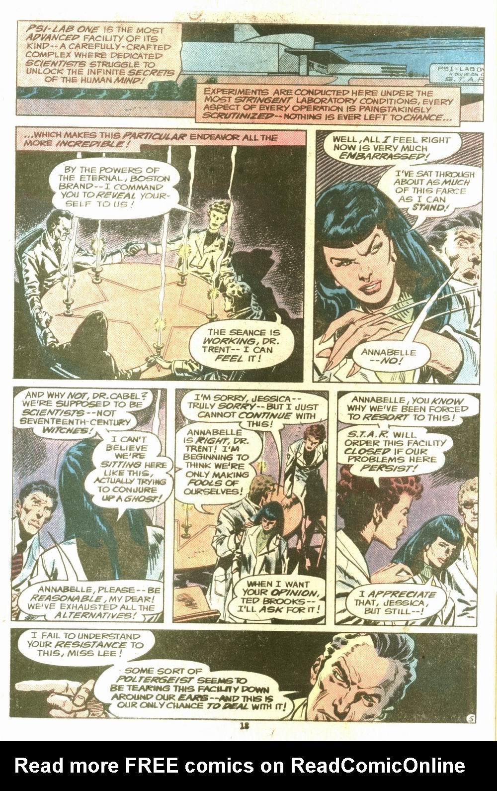 Read online Adventure Comics (1938) comic -  Issue #464 - 18