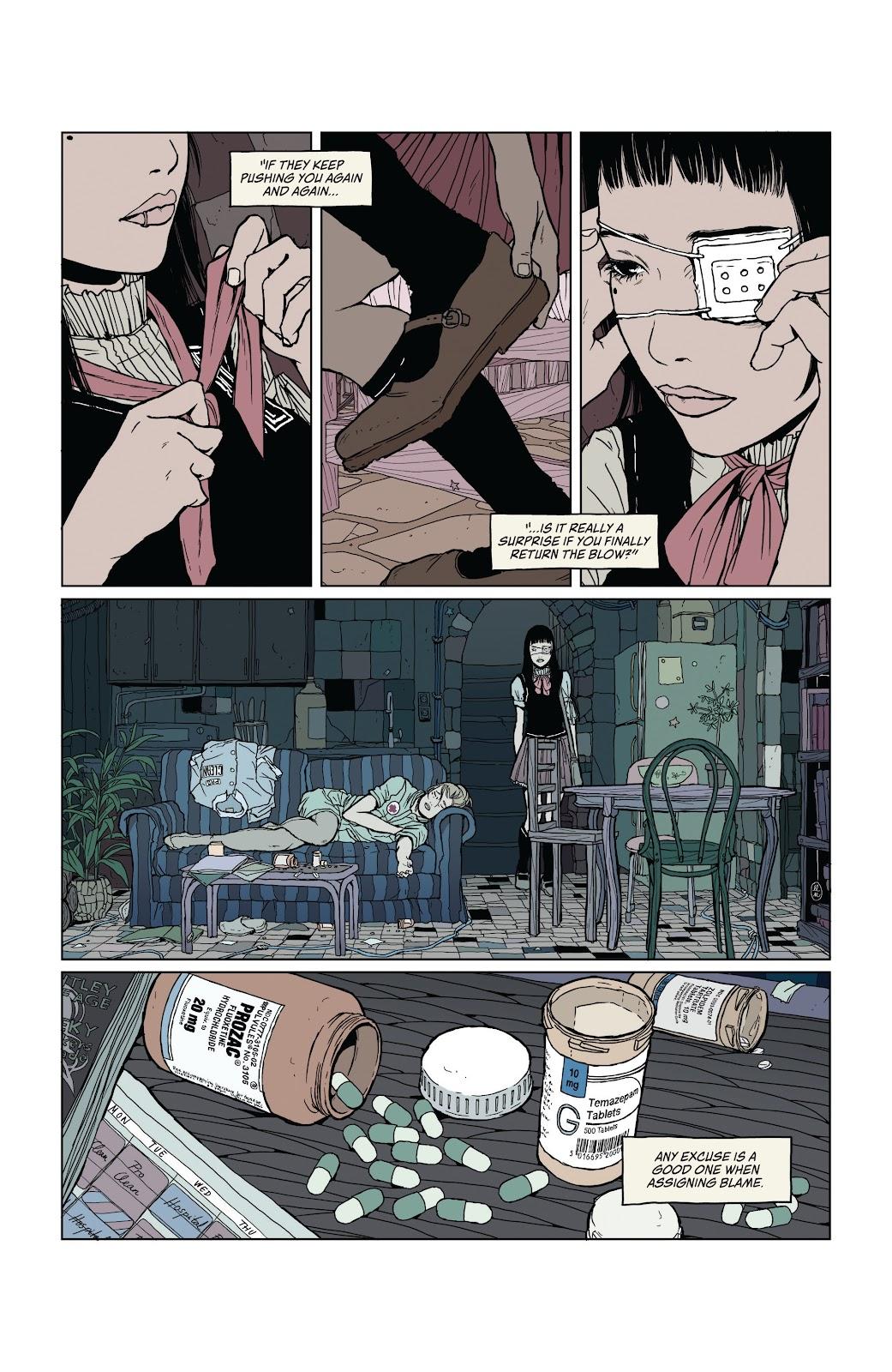 Read online Heartbeat comic -  Issue #1 - 4