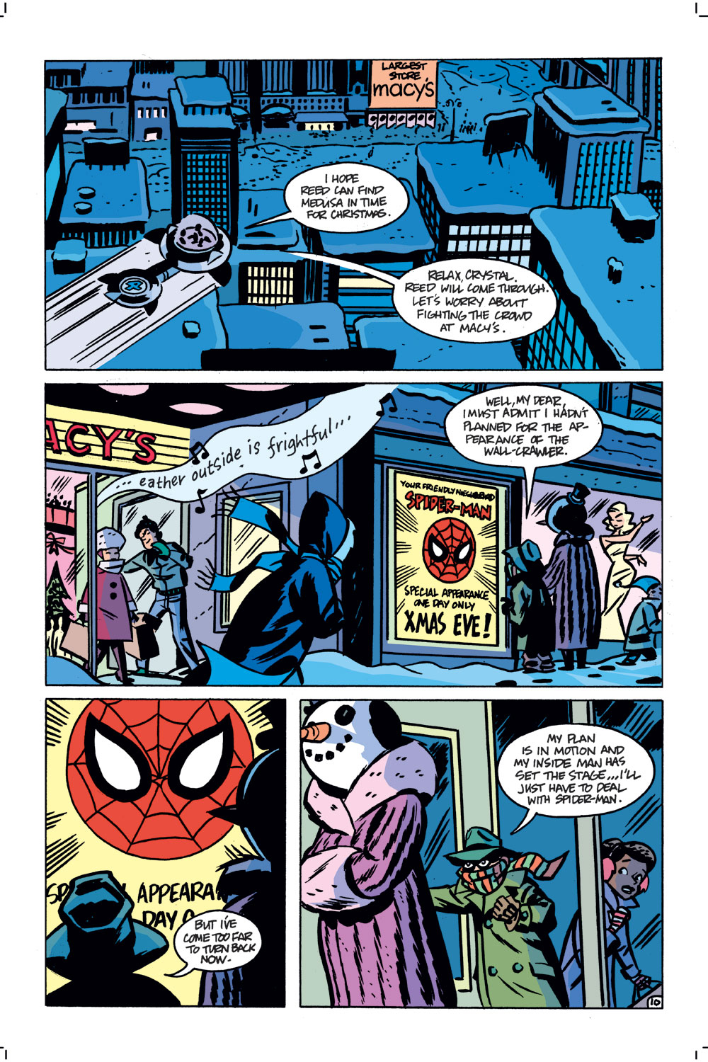 Spider-Man's Tangled Web Issue #21 #21 - English 10